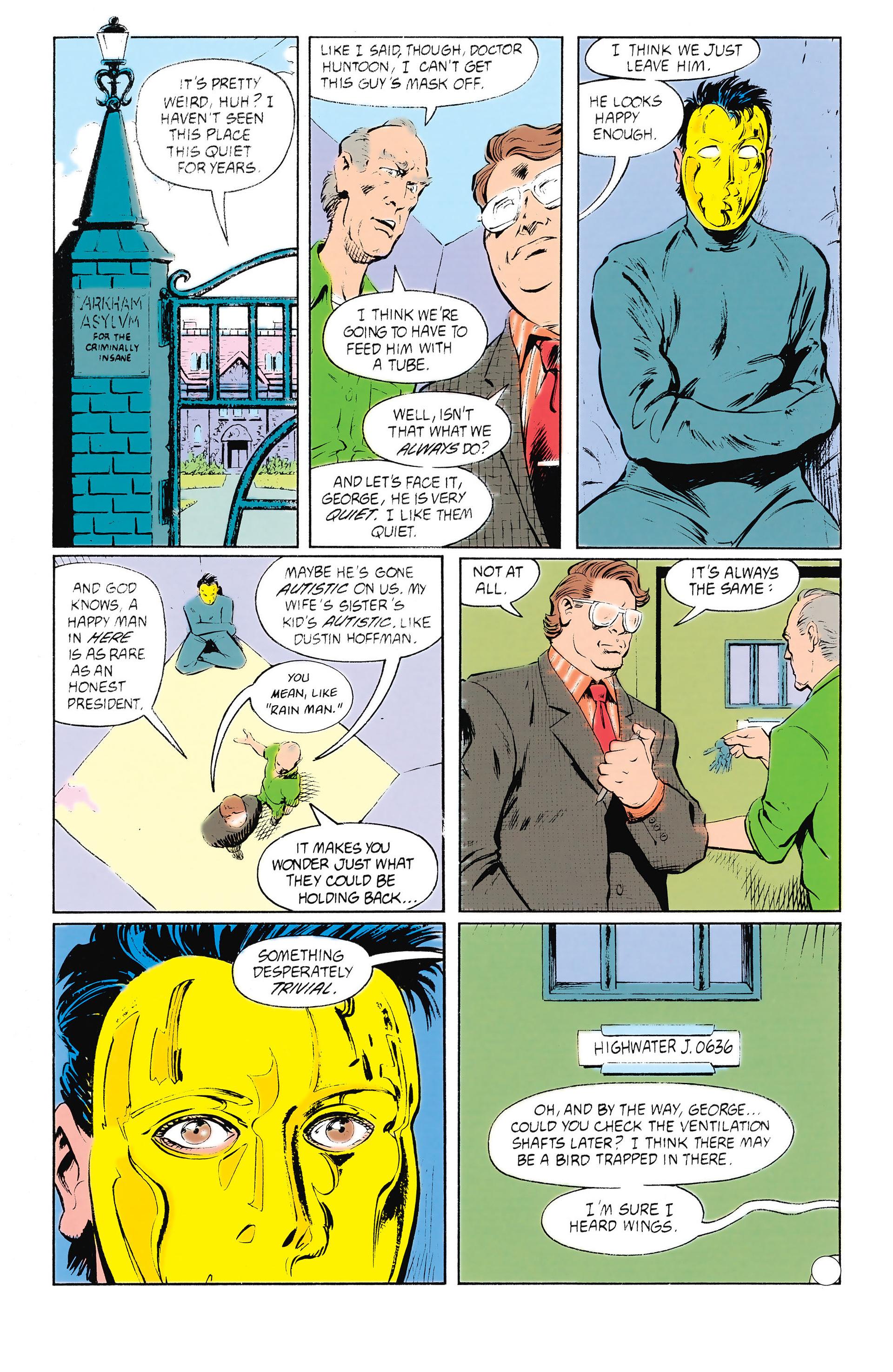 Read online Animal Man (1988) comic -  Issue #24 - 22