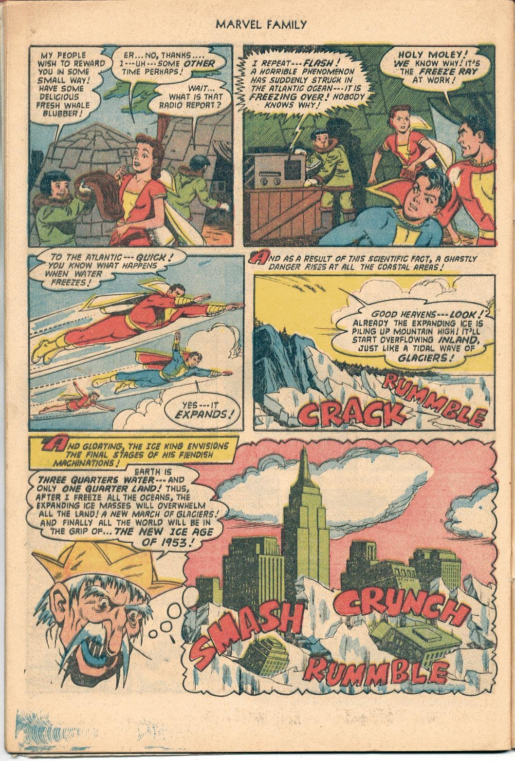 The Marvel Family issue 82 - Page 32