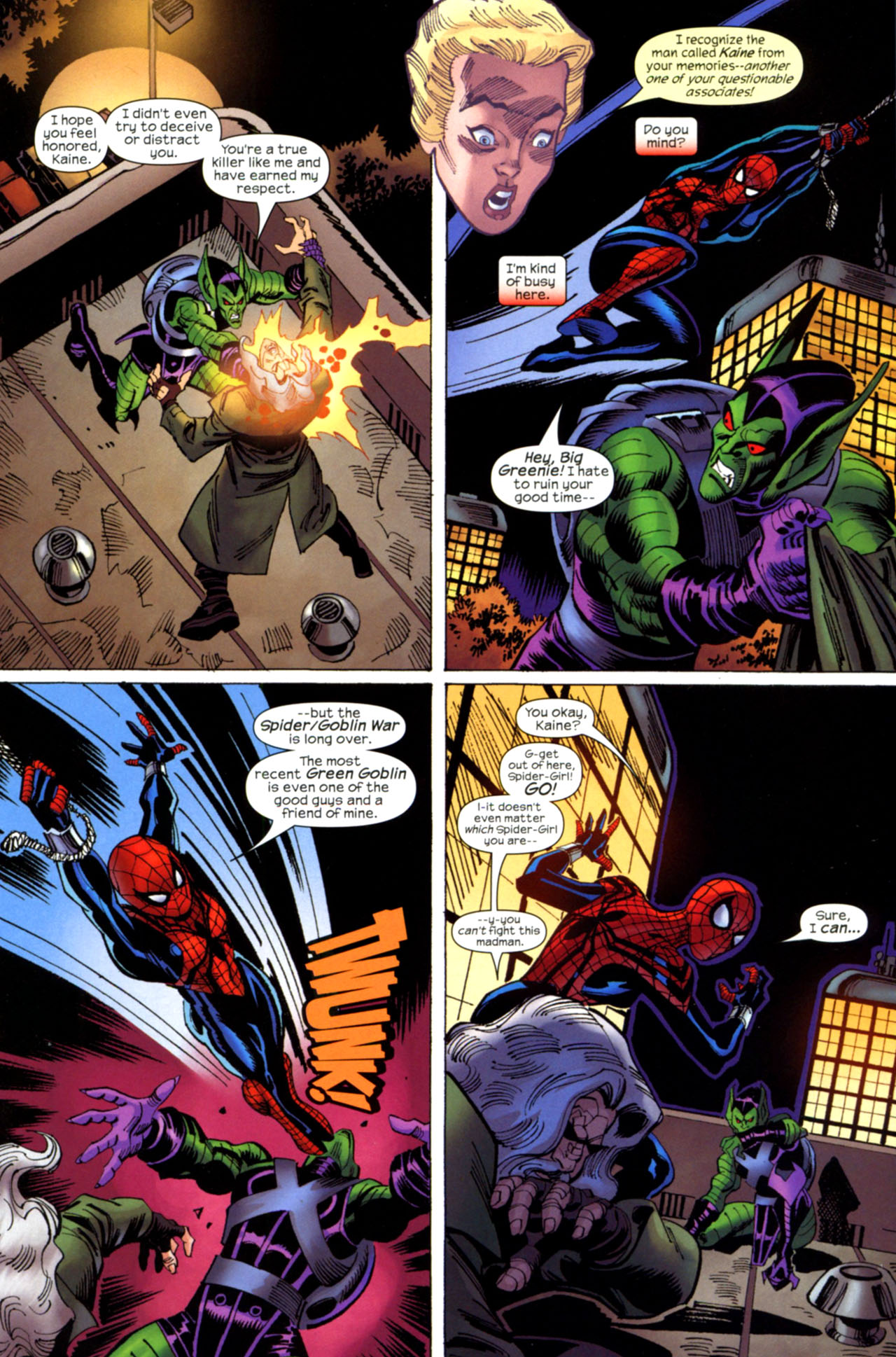 Read online Amazing Spider-Girl comic -  Issue #28 - 16