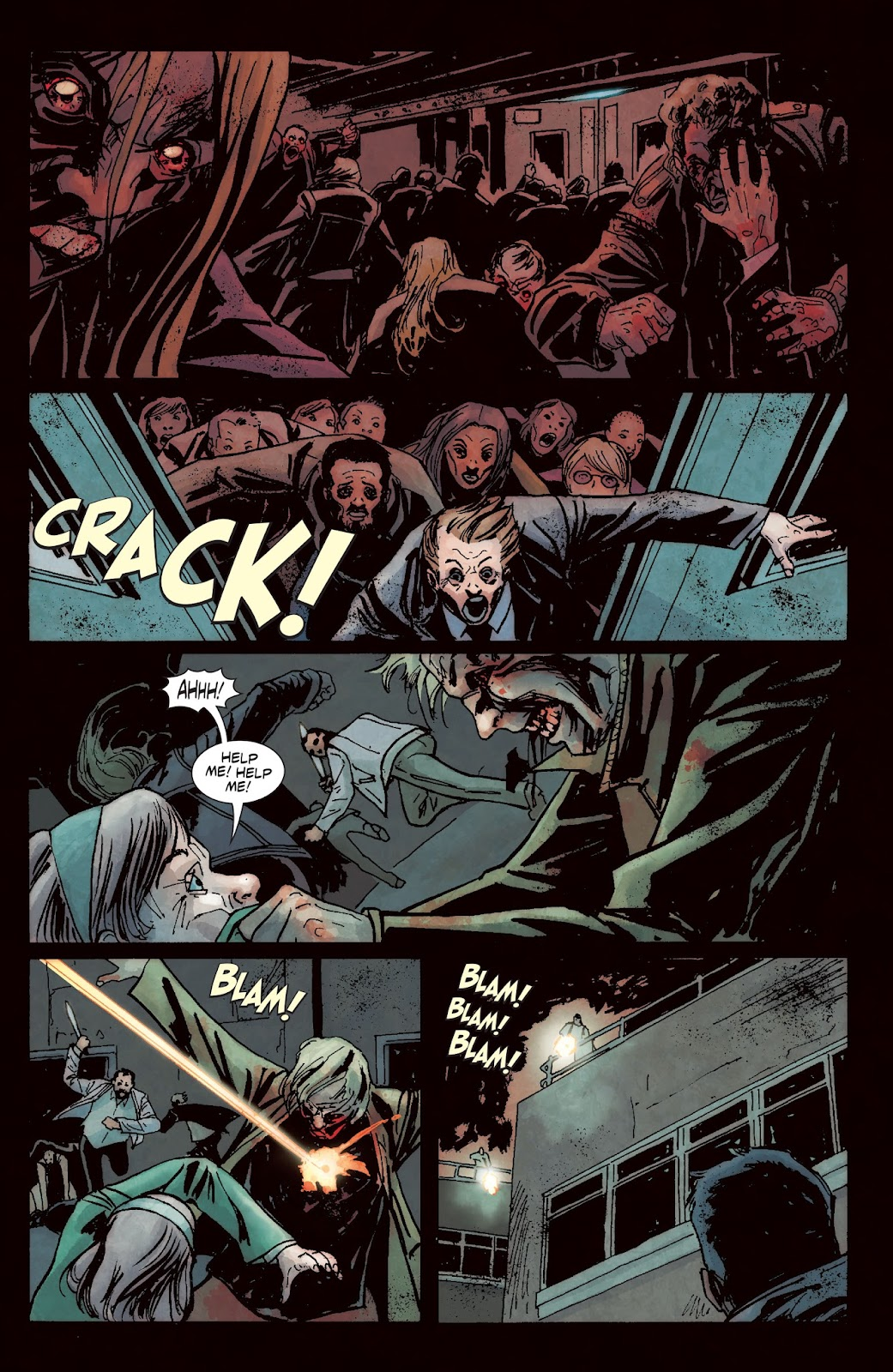 28 Days Later issue 23 - Page 8