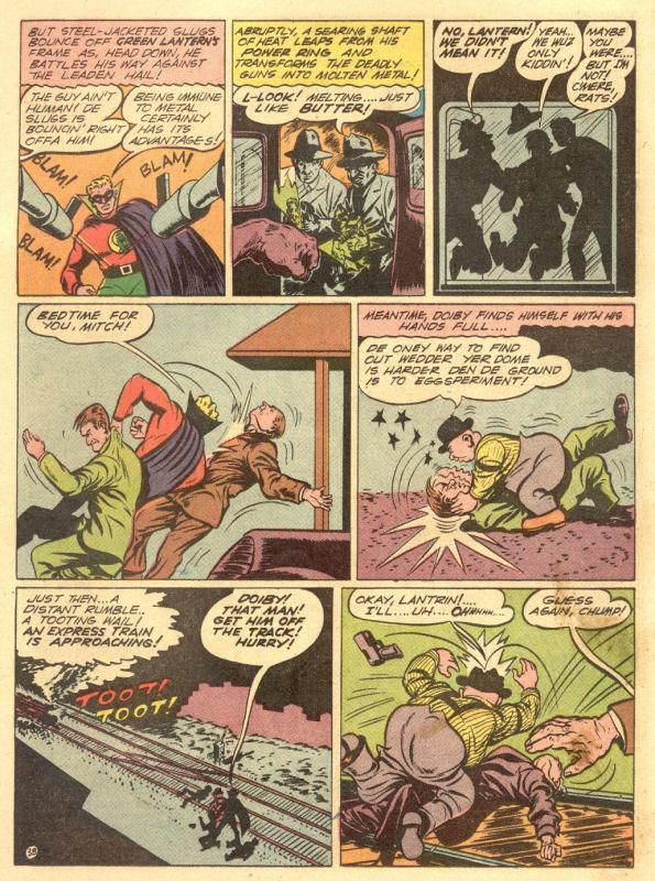 Green Lantern (1941) issue 8 - Page 19