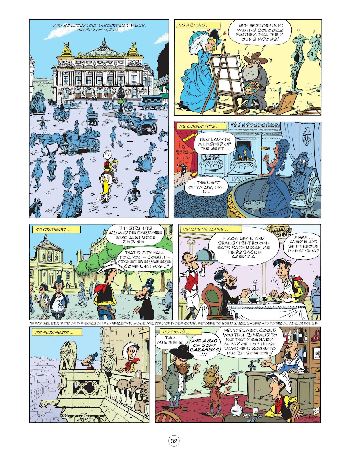 A Lucky Luke Adventure issue 71 - Page 34