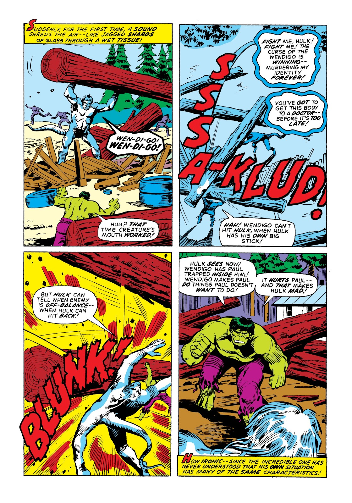 Read online Marvel Masterworks: The Incredible Hulk comic -  Issue # TPB 9 (Part 2) - 31