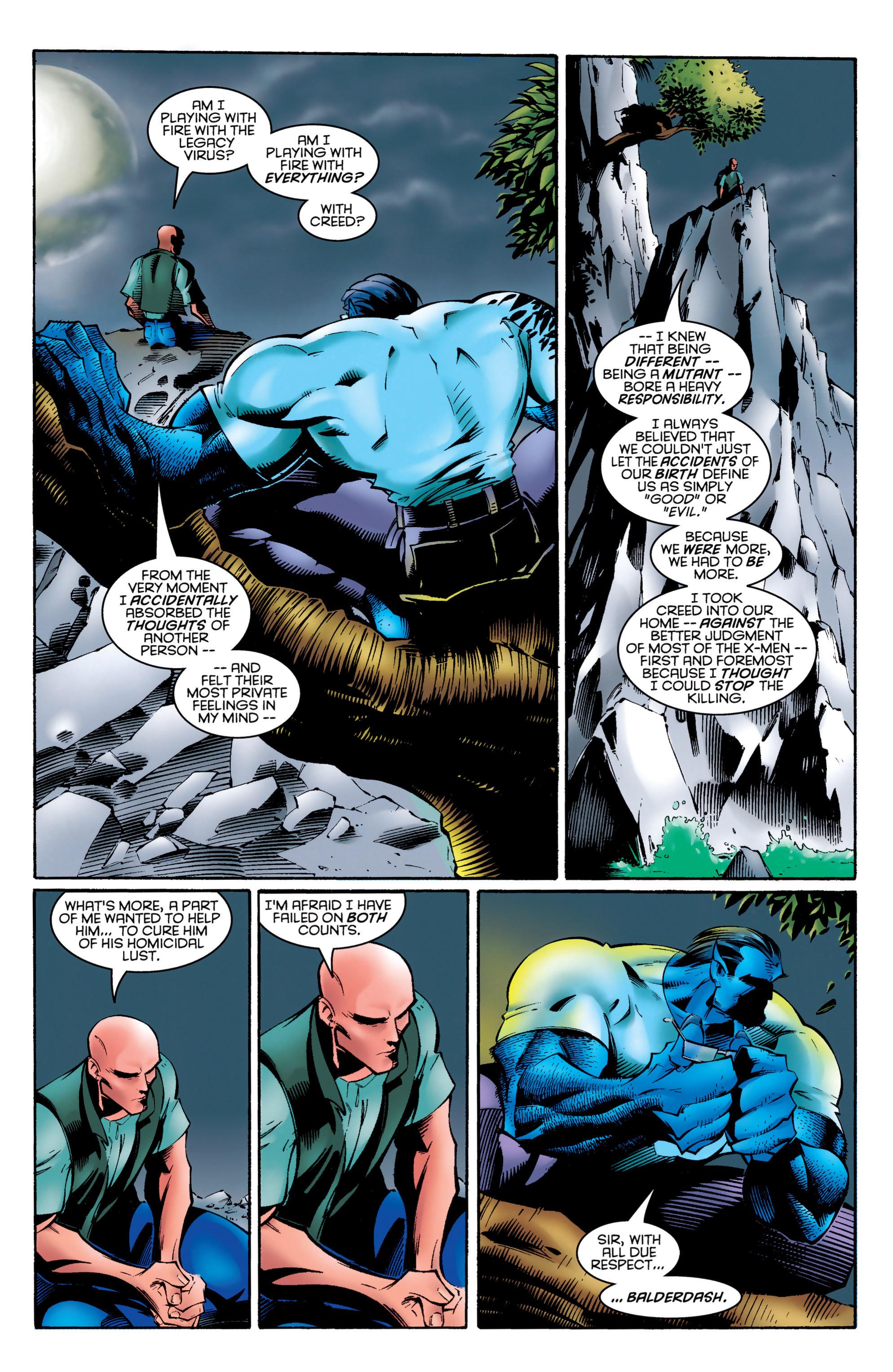 Read online Uncanny X-Men (1963) comic -  Issue #326 - 14