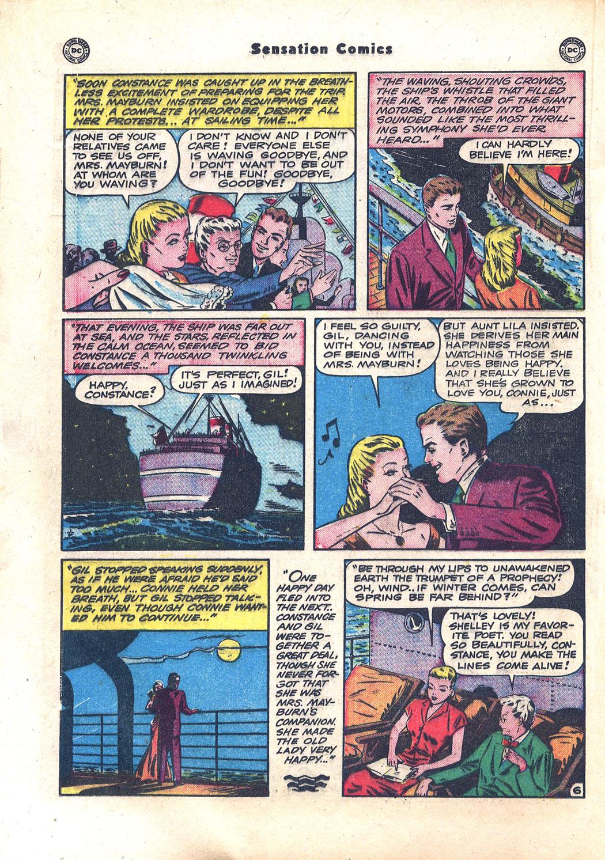 Read online Sensation (Mystery) Comics comic -  Issue #94 - 28