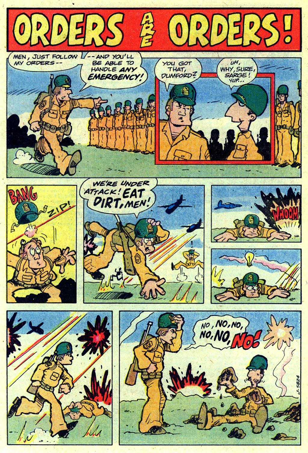 Read online Sgt. Rock comic -  Issue #337 - 14