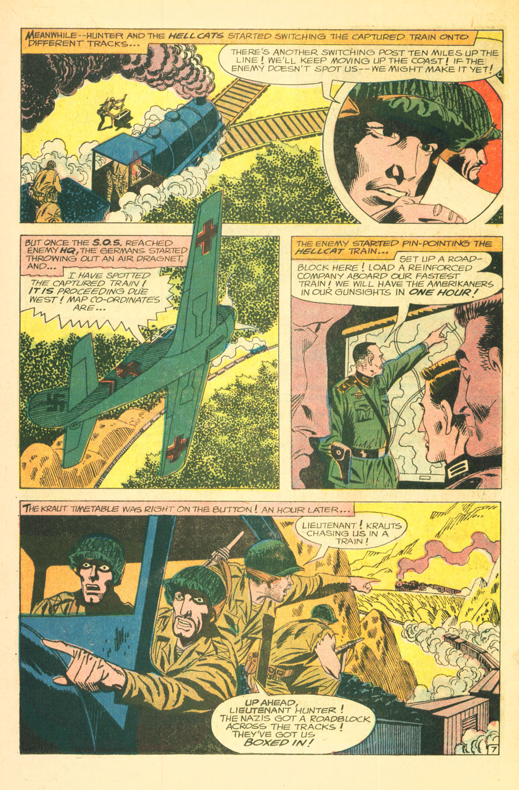 Our Fighting Forces (1954) issue 111 - Page 11