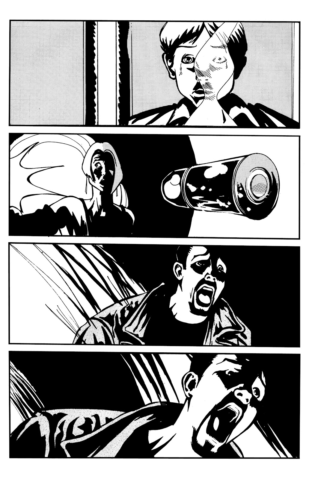 Read online Goldfish comic -  Issue # TPB (Part 3) - 3