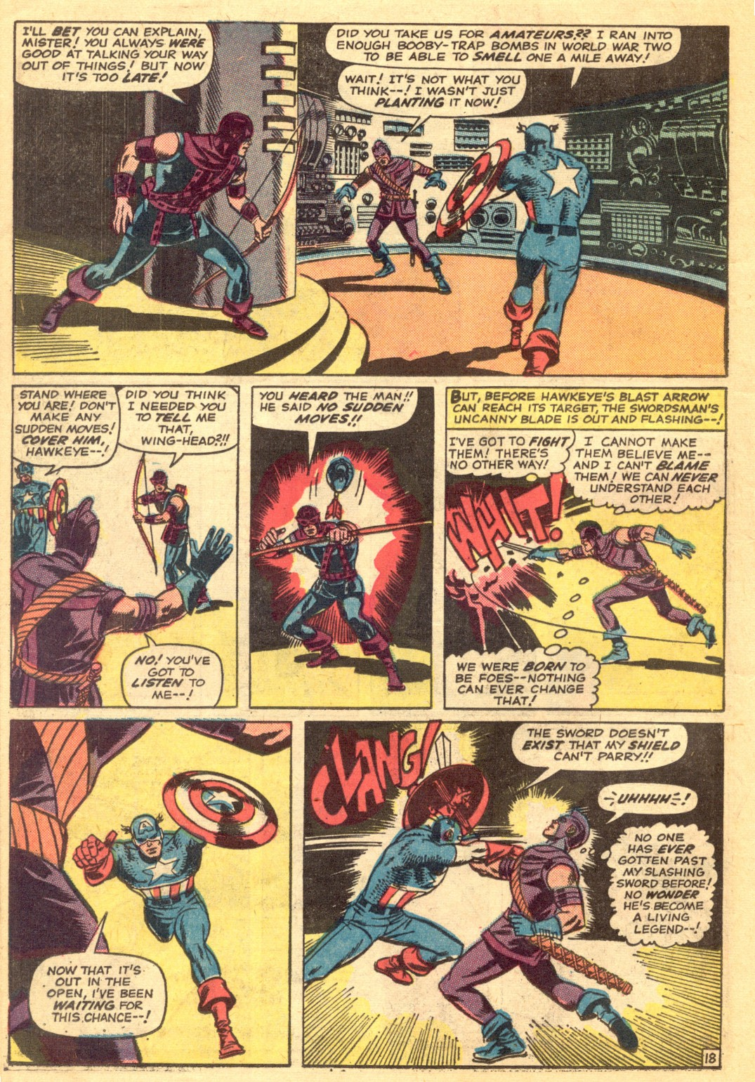 The Avengers (1963) 20 Page 25