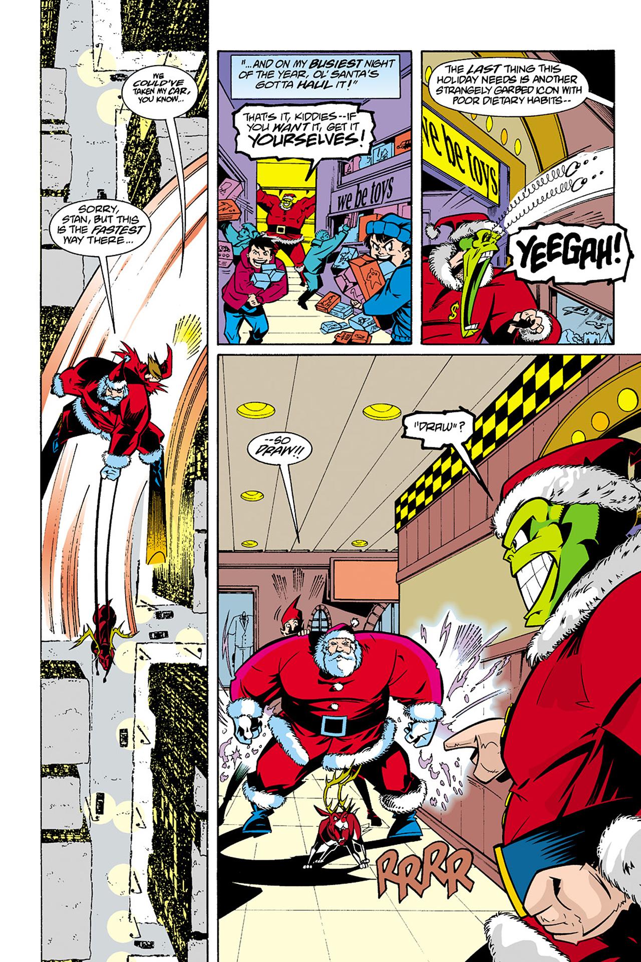 Read online Adventures Of The Mask Omnibus comic -  Issue #Adventures Of The Mask Omnibus Full - 320