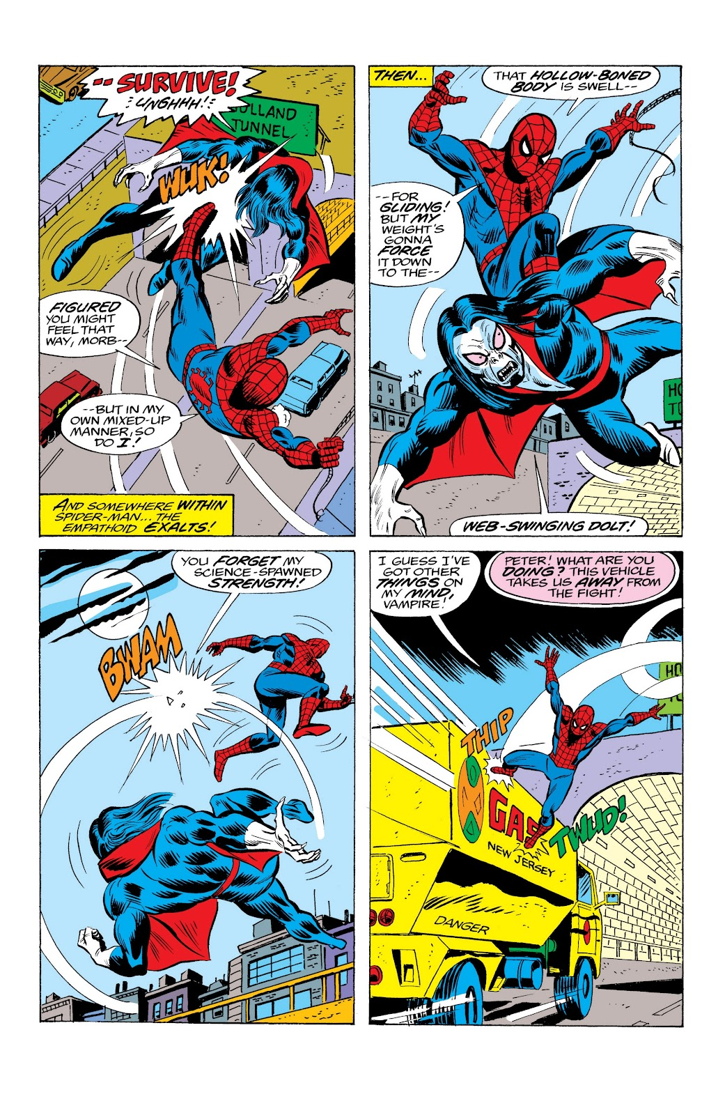 Read online Marvel Masterworks: The Spectacular Spider-Man comic -  Issue # TPB (Part 2) - 31