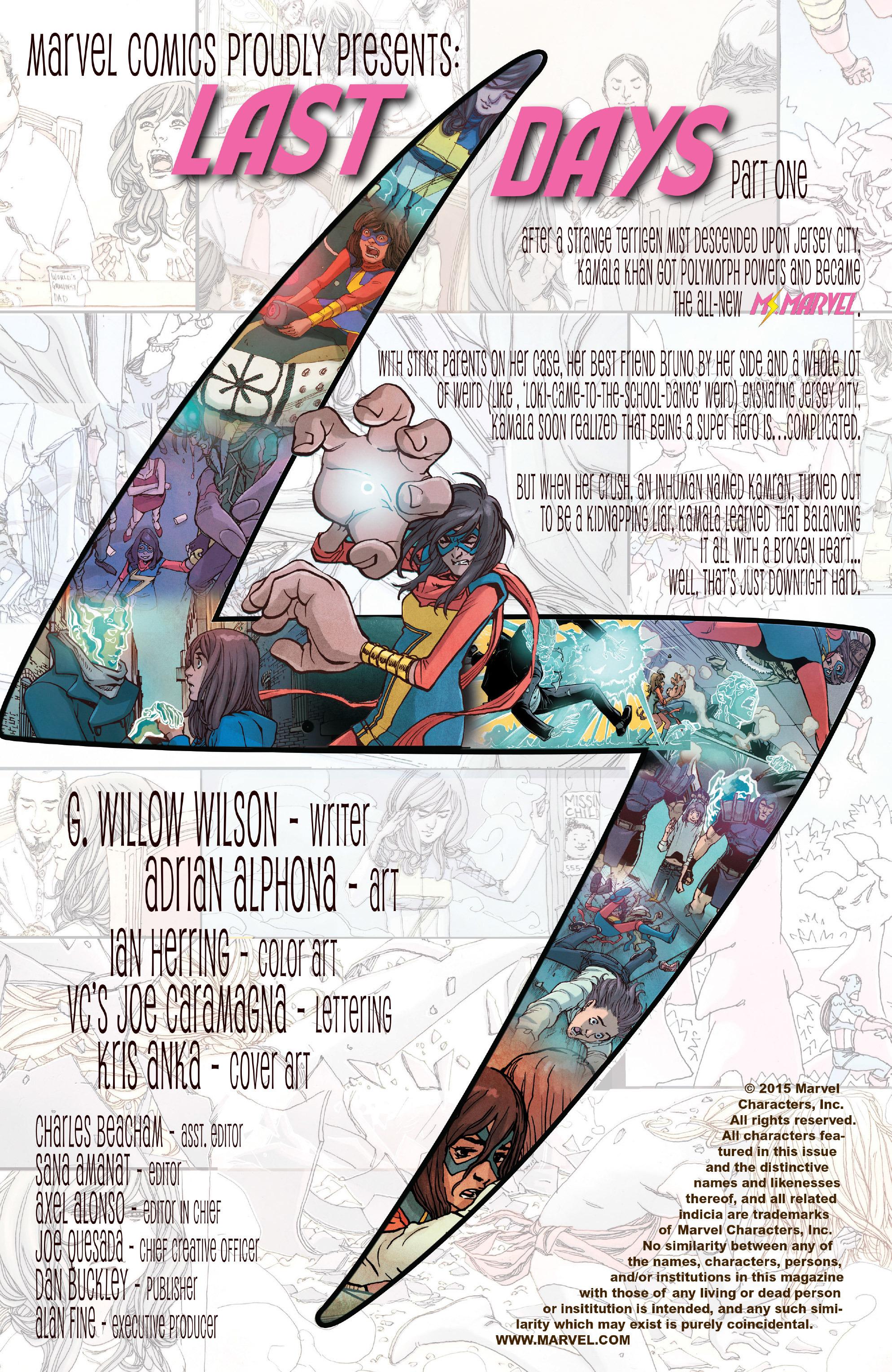 Read online Secret Wars: Last Days of the Marvel Universe comic -  Issue # TPB (Part 1) - 261
