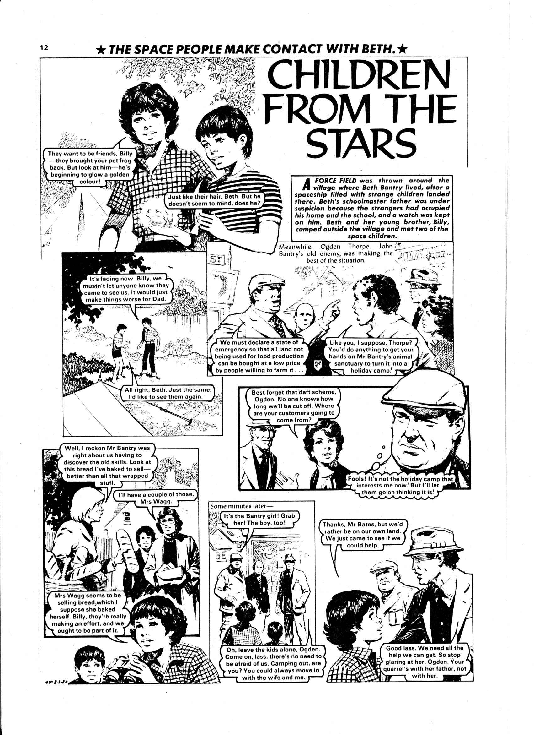 Read online Judy comic -  Issue #1052 - 12