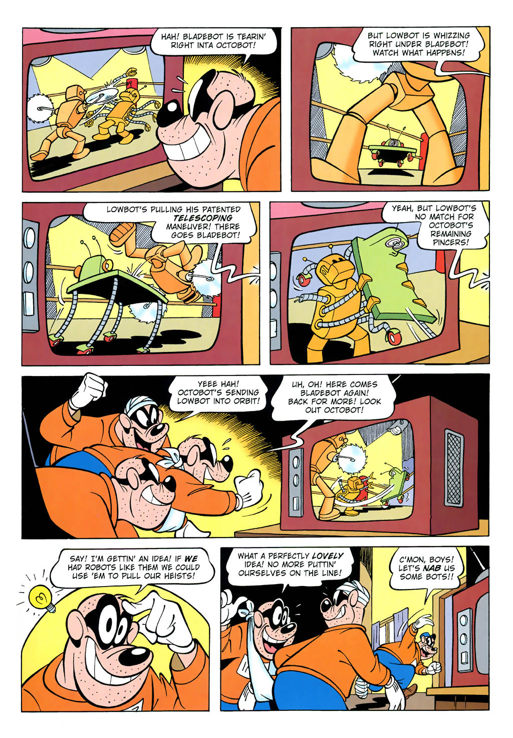 Read online Uncle Scrooge (1953) comic -  Issue #323 - 39