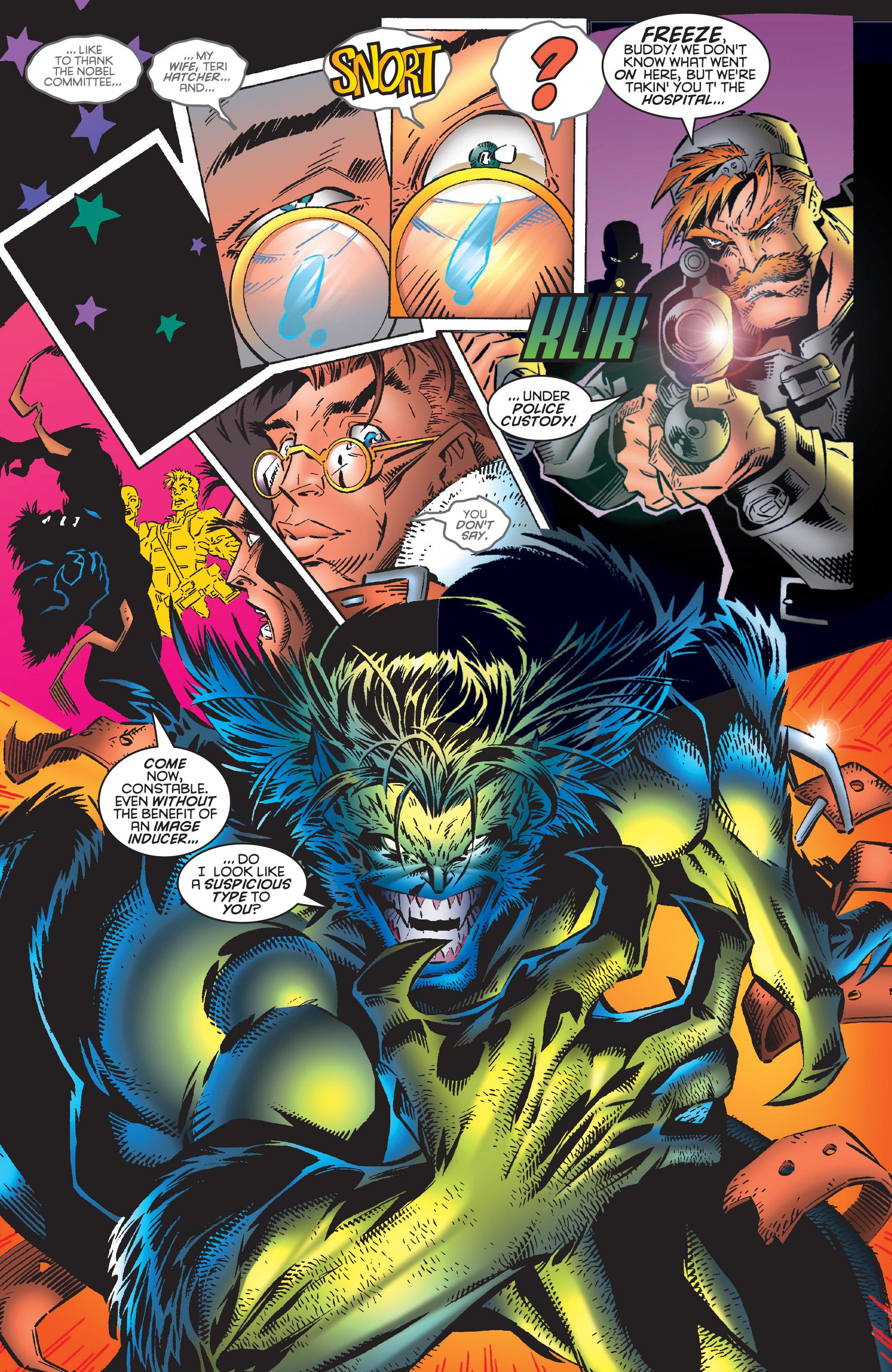 X-Men (1991) 49 Page 9