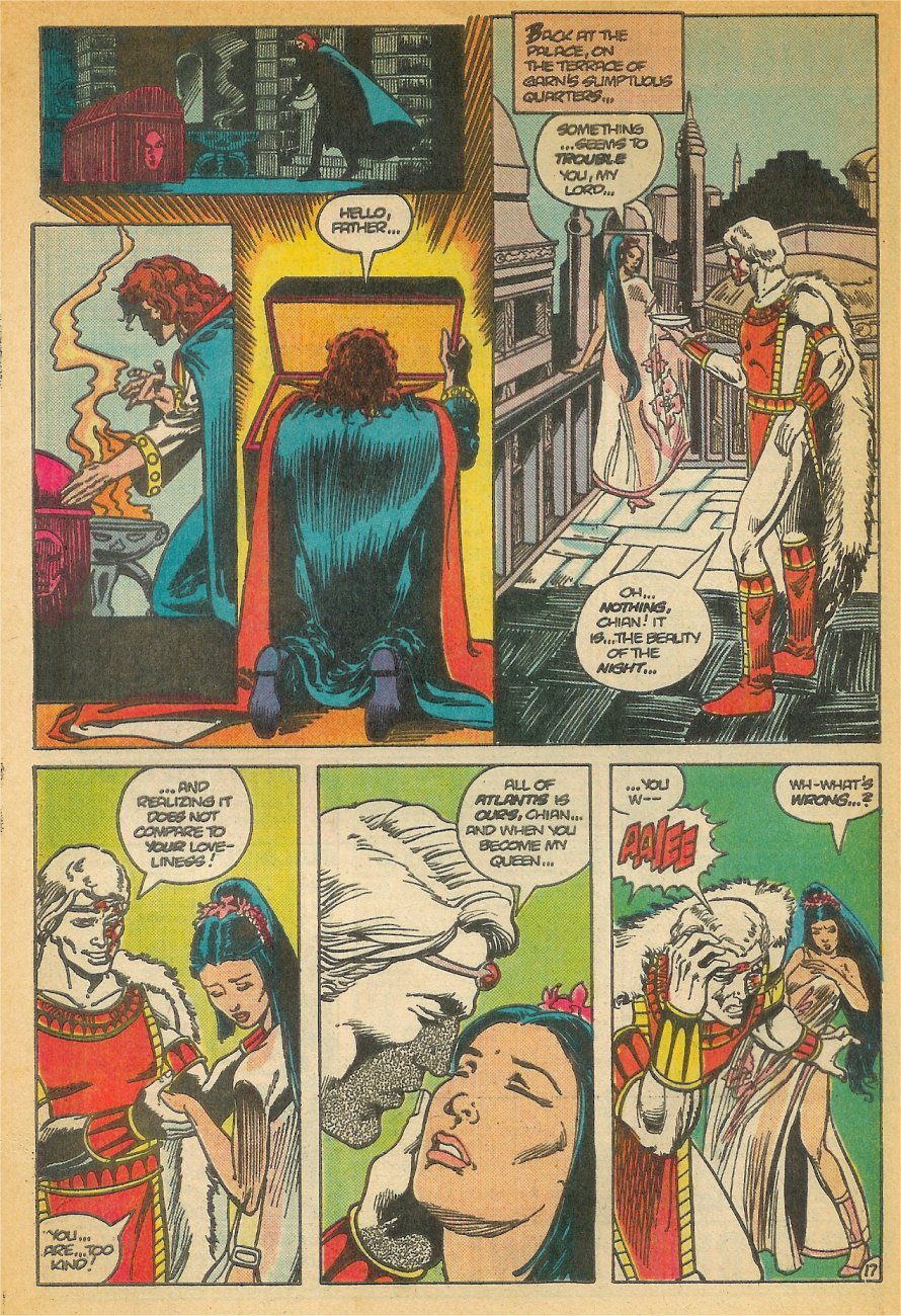 Read online Arion, Lord of Atlantis comic -  Issue #24 - 18