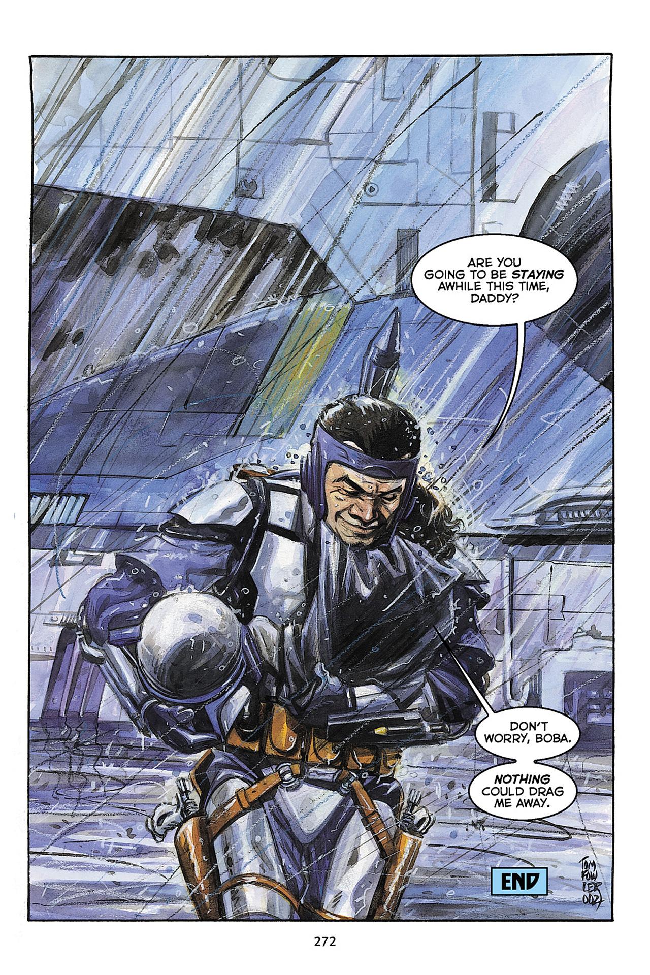 Read online Star Wars Omnibus comic -  Issue # Vol. 10 - 269