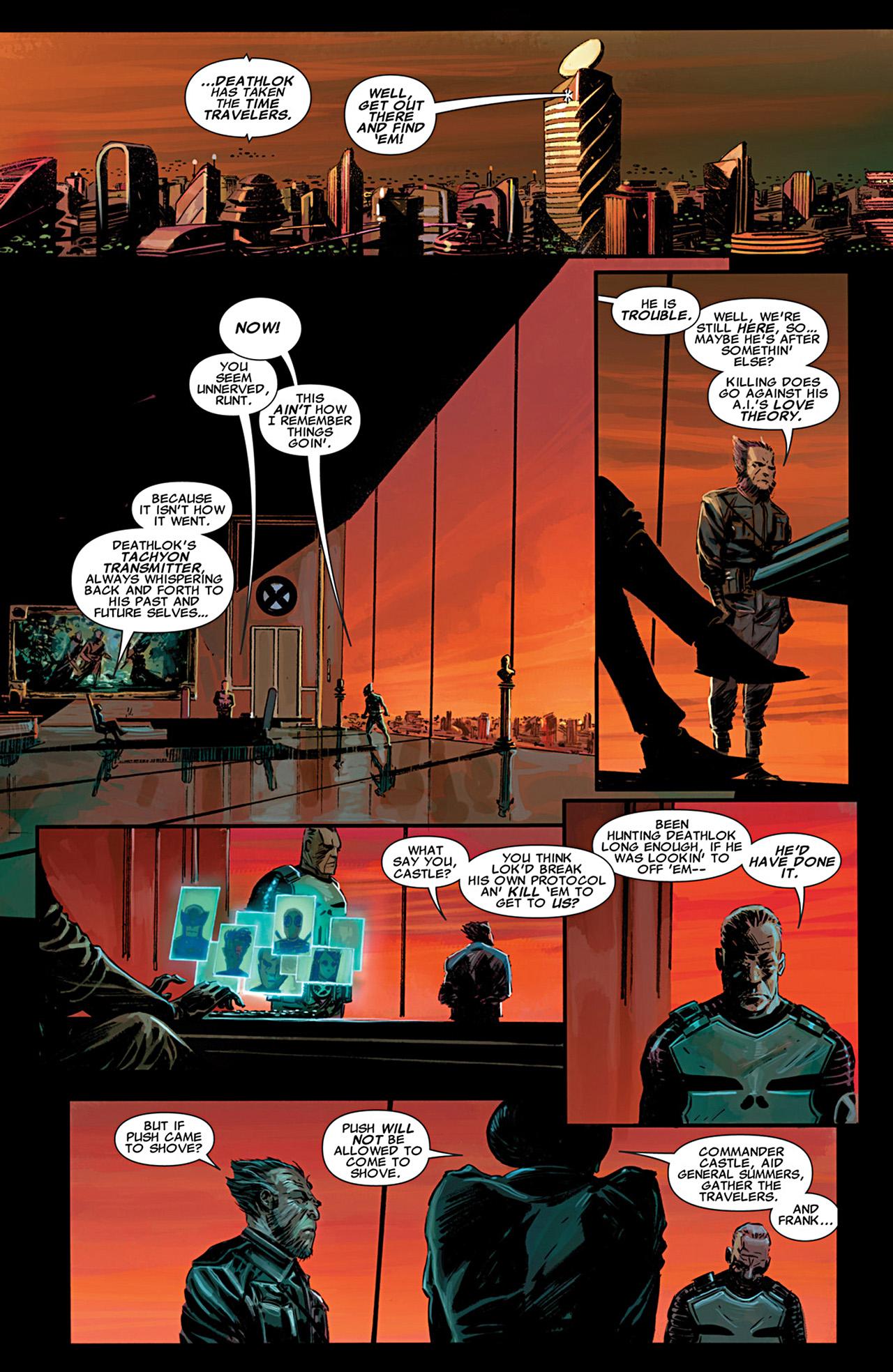 Uncanny X-Force (2010) #28 #30 - English 7