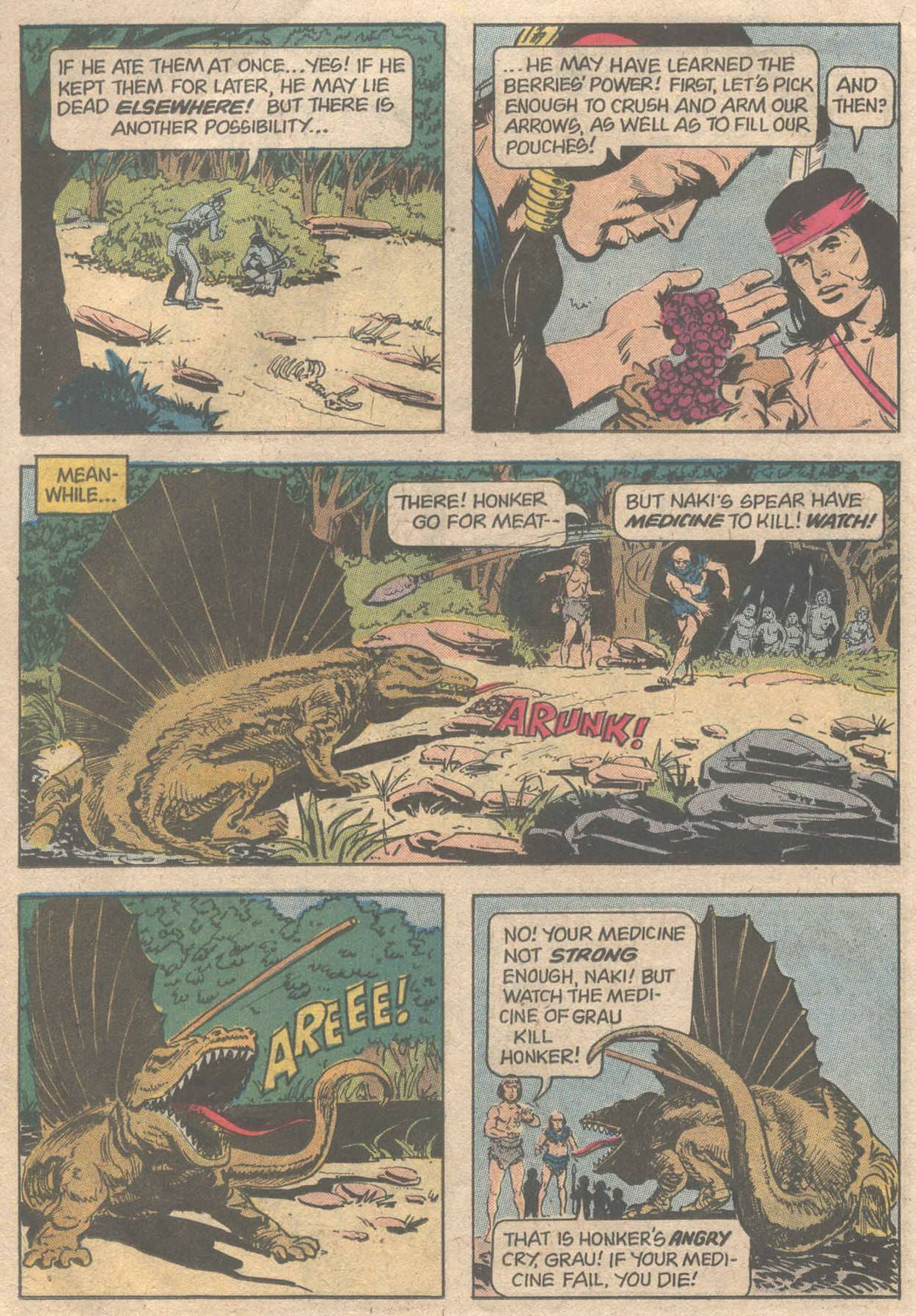 Read online Turok, Son of Stone comic -  Issue #117 - 26