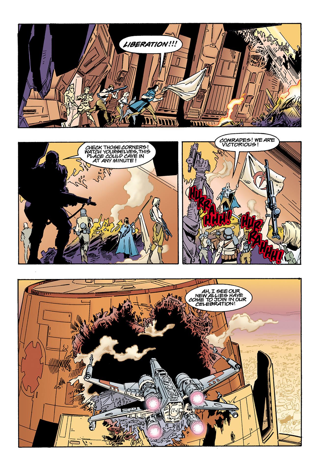 Read online Star Wars Omnibus comic -  Issue # Vol. 2 - 199