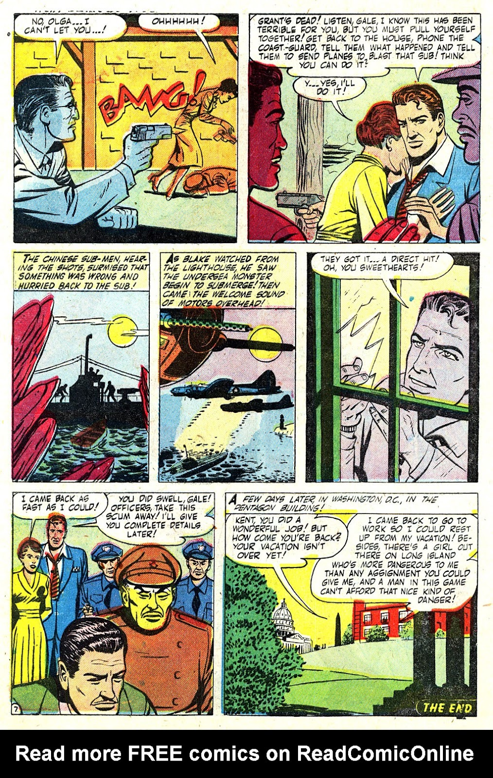 Kent Blake of the Secret Service issue 5 - Page 32