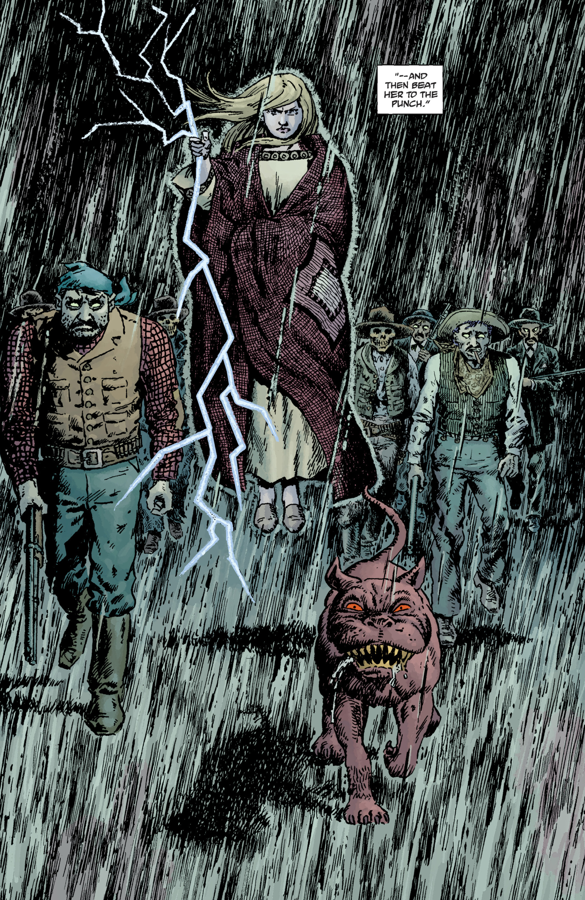Read online Sir Edward Grey, Witchfinder: Lost and Gone Forever comic -  Issue # TPB - 98