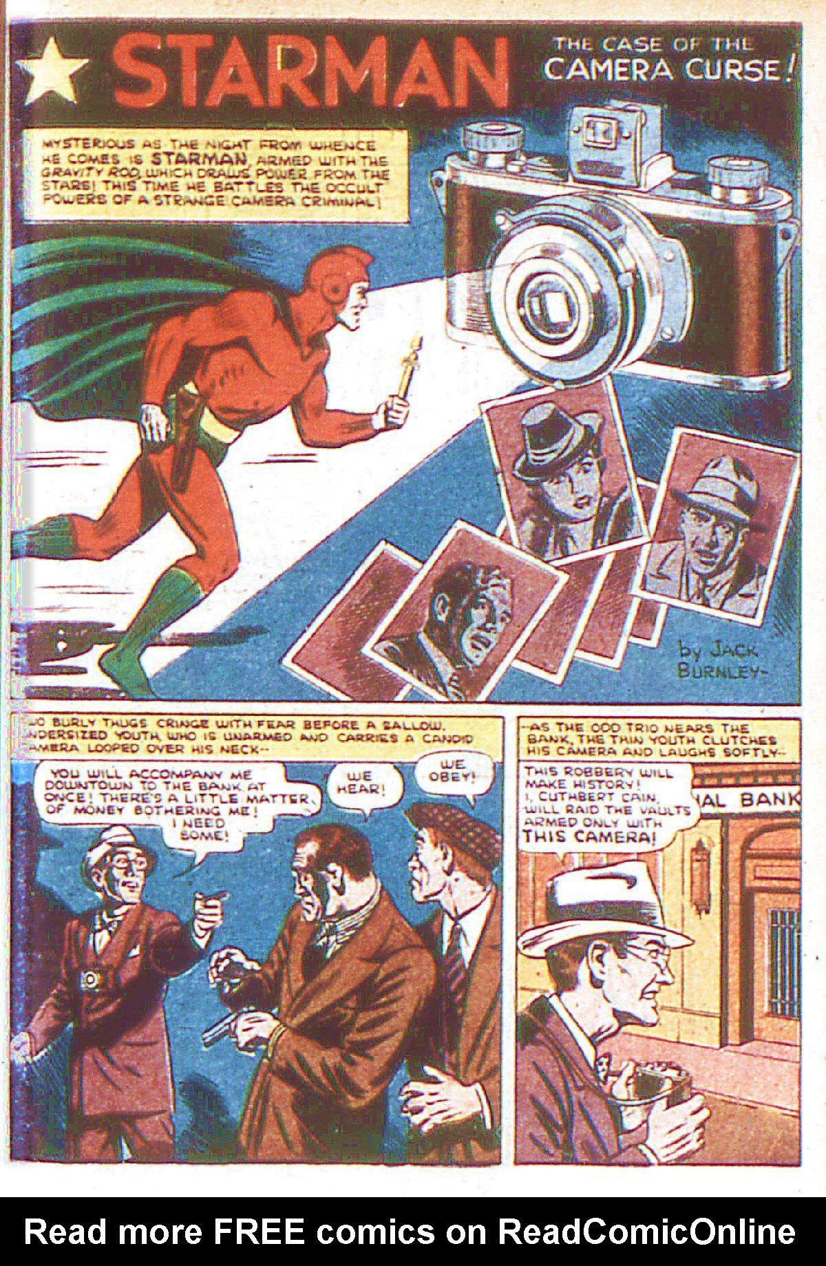 Read online Adventure Comics (1938) comic -  Issue #66 - 4