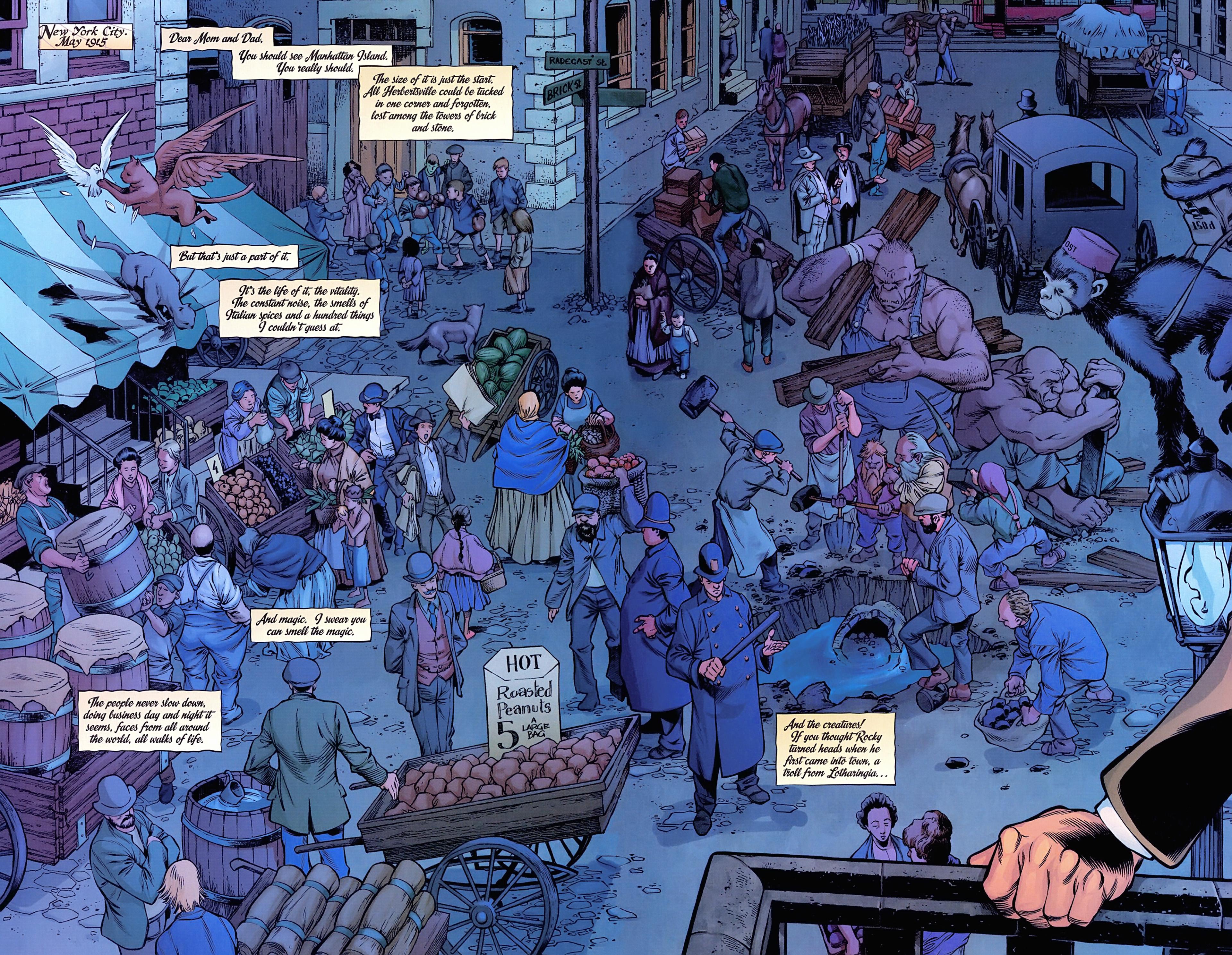 Read online Arrowsmith comic -  Issue #2 - 3