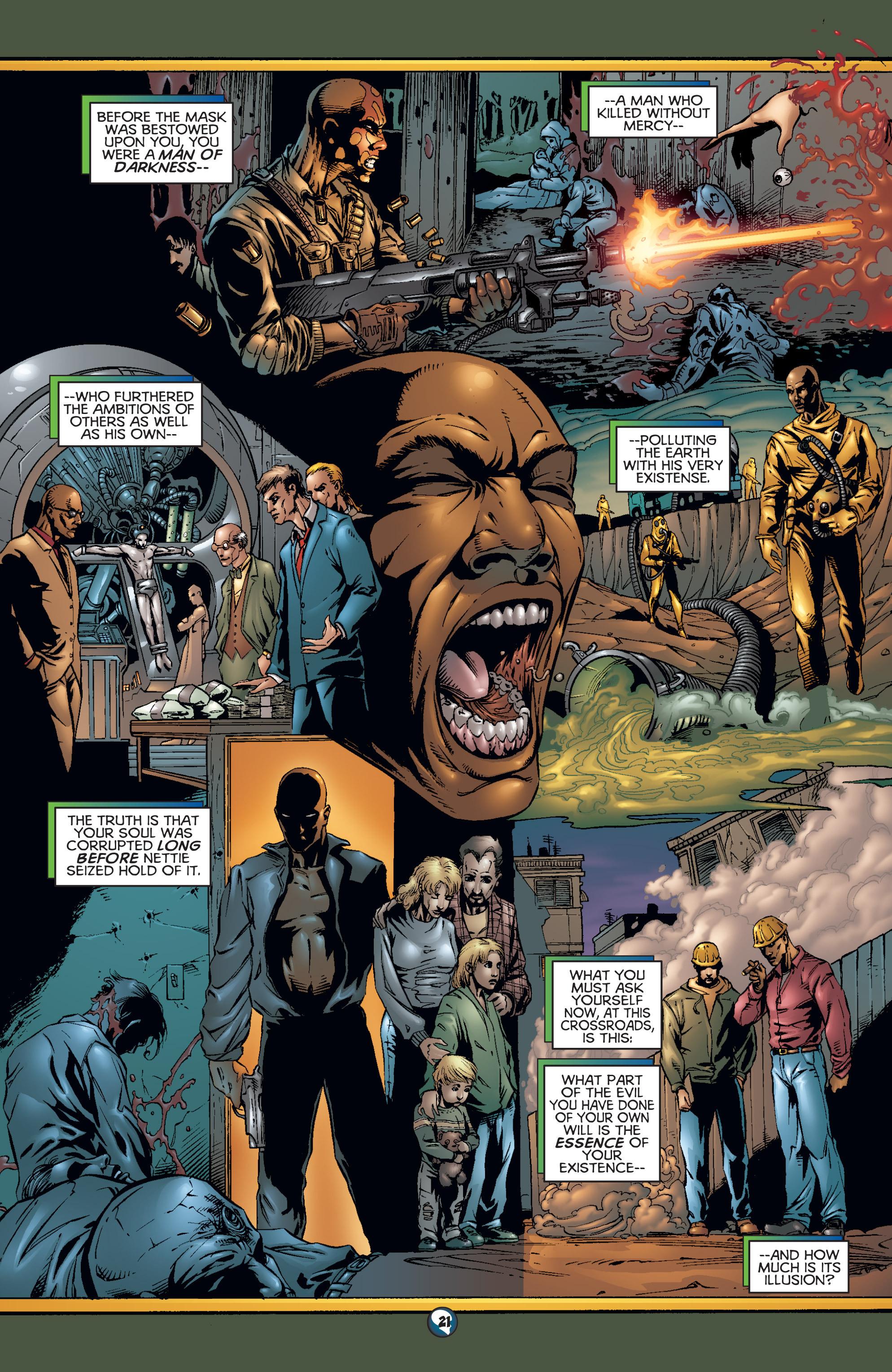 Read online Shadowman (1997) comic -  Issue #17 - 17