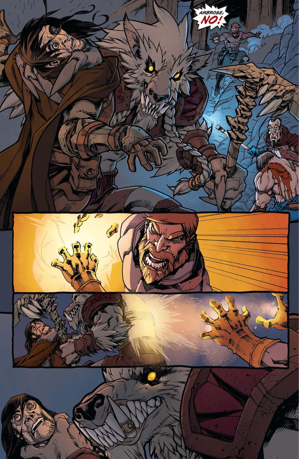 Read online World of Warcraft: Dark Riders comic -  Issue # Full - 71