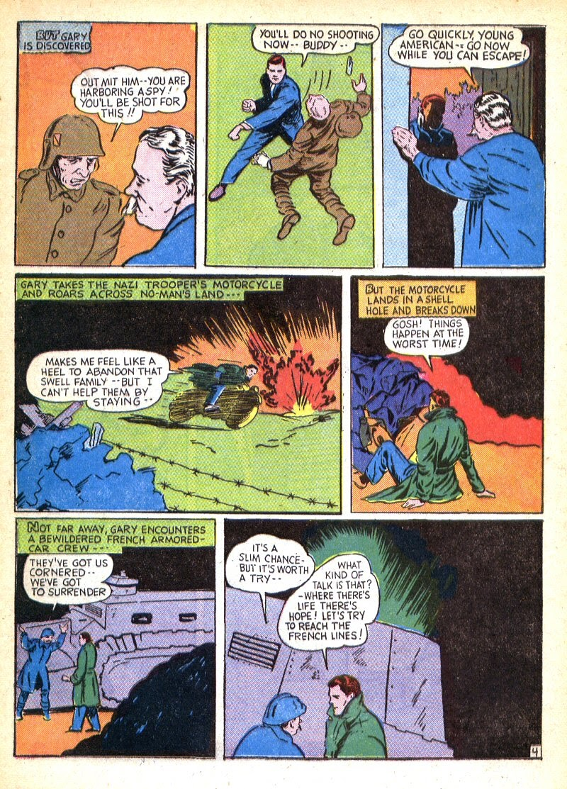 Green Hornet Comics issue 7 - Page 17