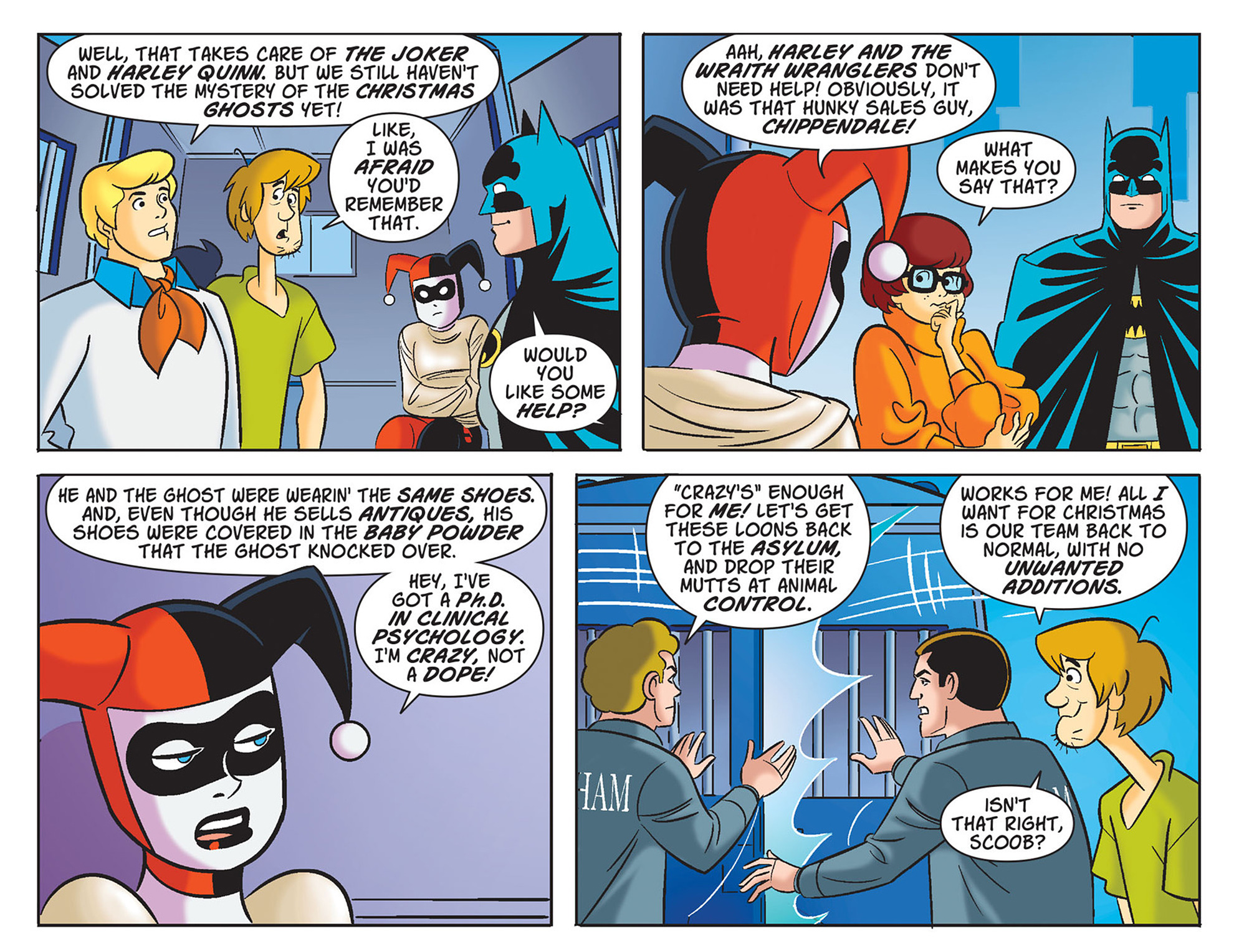 Read online Scooby-Doo! Team-Up comic -  Issue #42 - 22