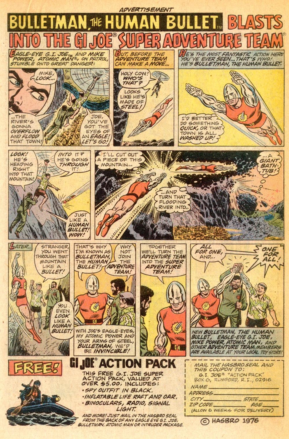 Read online Adventures on the Planet of the Apes comic -  Issue #7 - 21