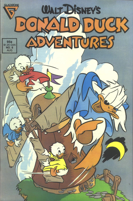 Walt Disney's Donald Duck Adventures (1987) issue 6 - Page 1