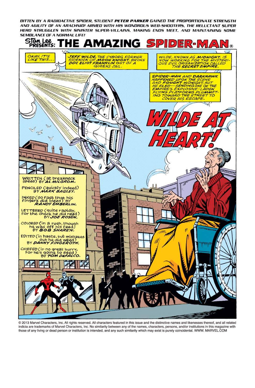 The Amazing Spider-Man (1963) 354 Page 1