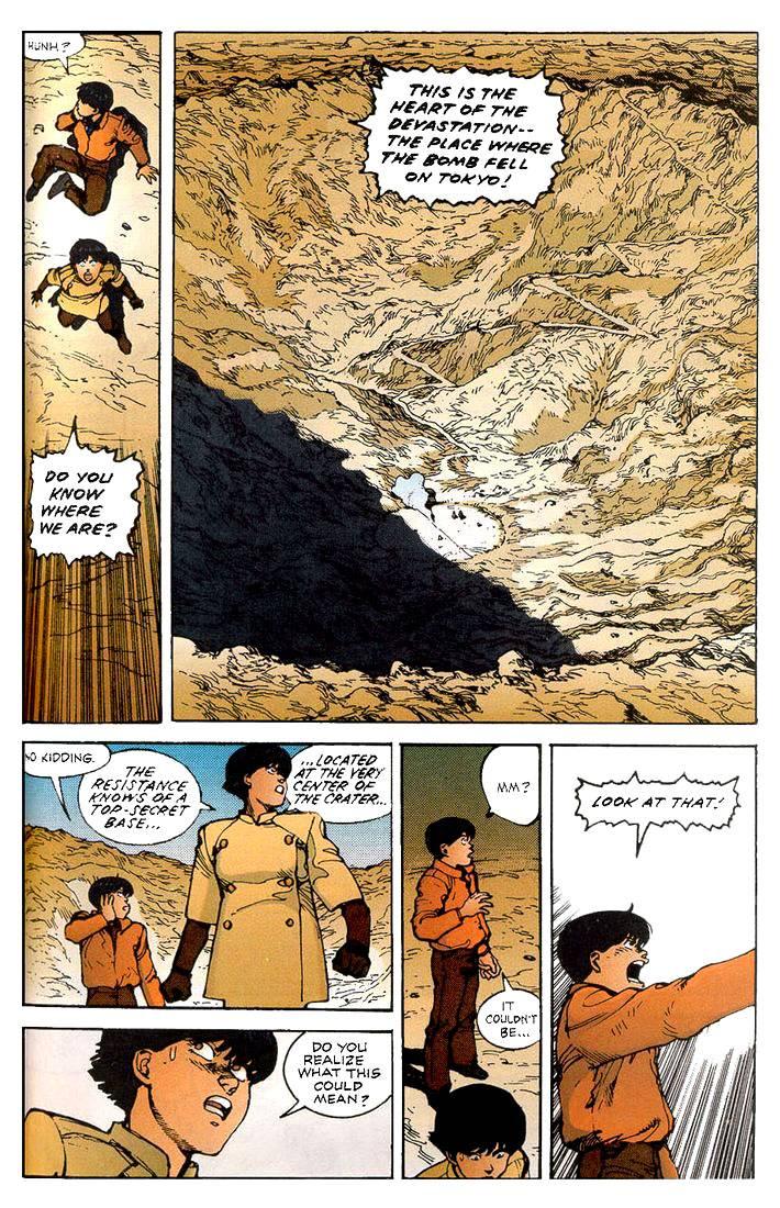 Read online Akira comic -  Issue #11 - 48