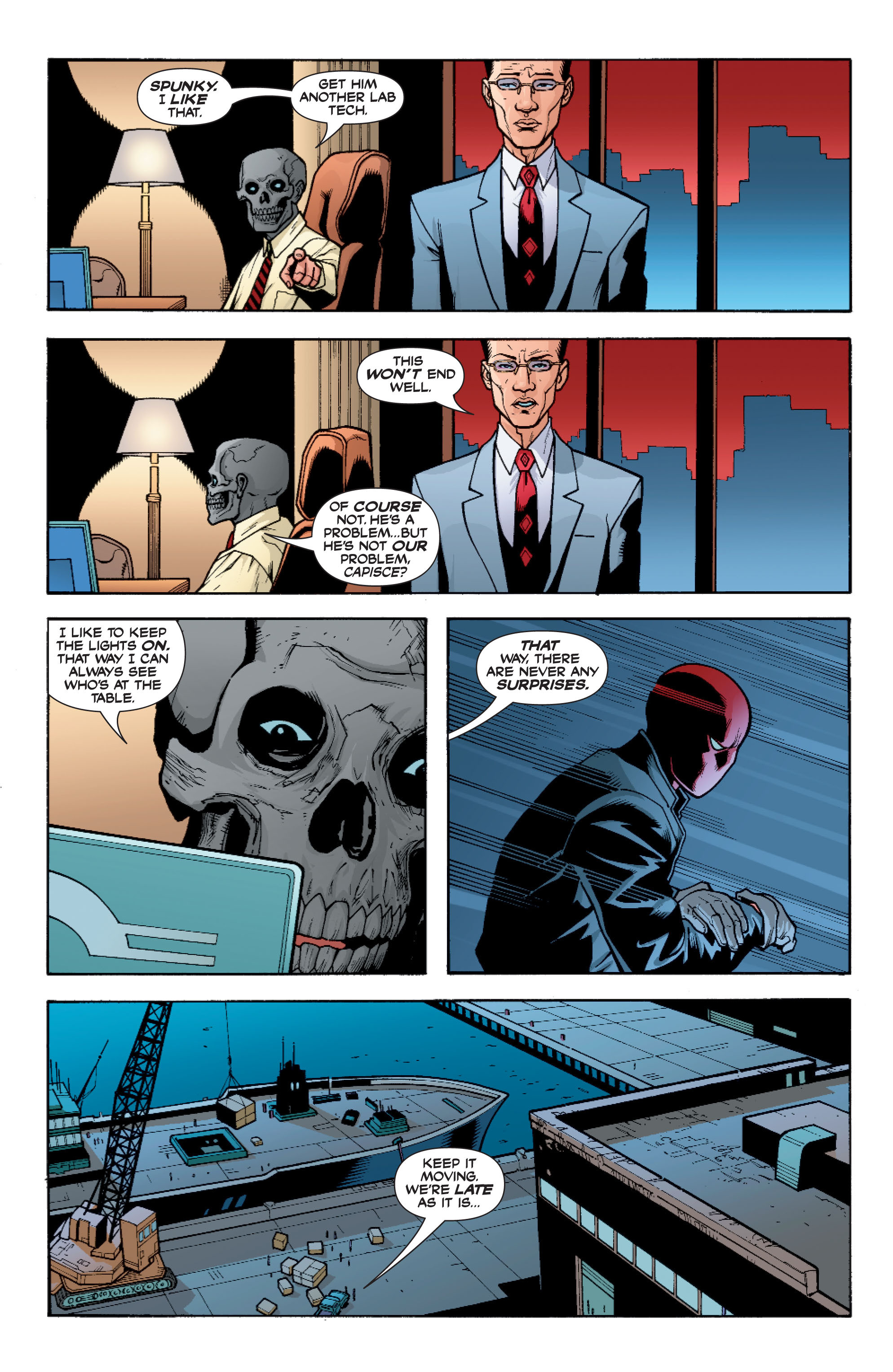 Read online Batman: Under The Red Hood comic -  Issue # Full - 40
