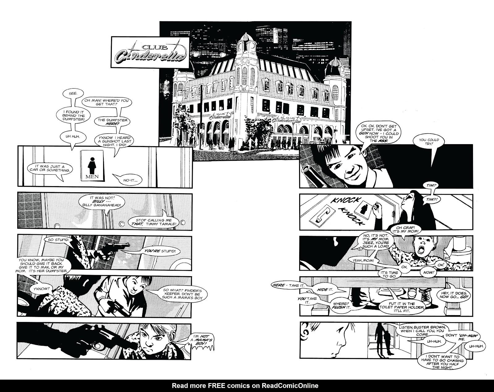 Read online Goldfish comic -  Issue # TPB (Part 1) - 96