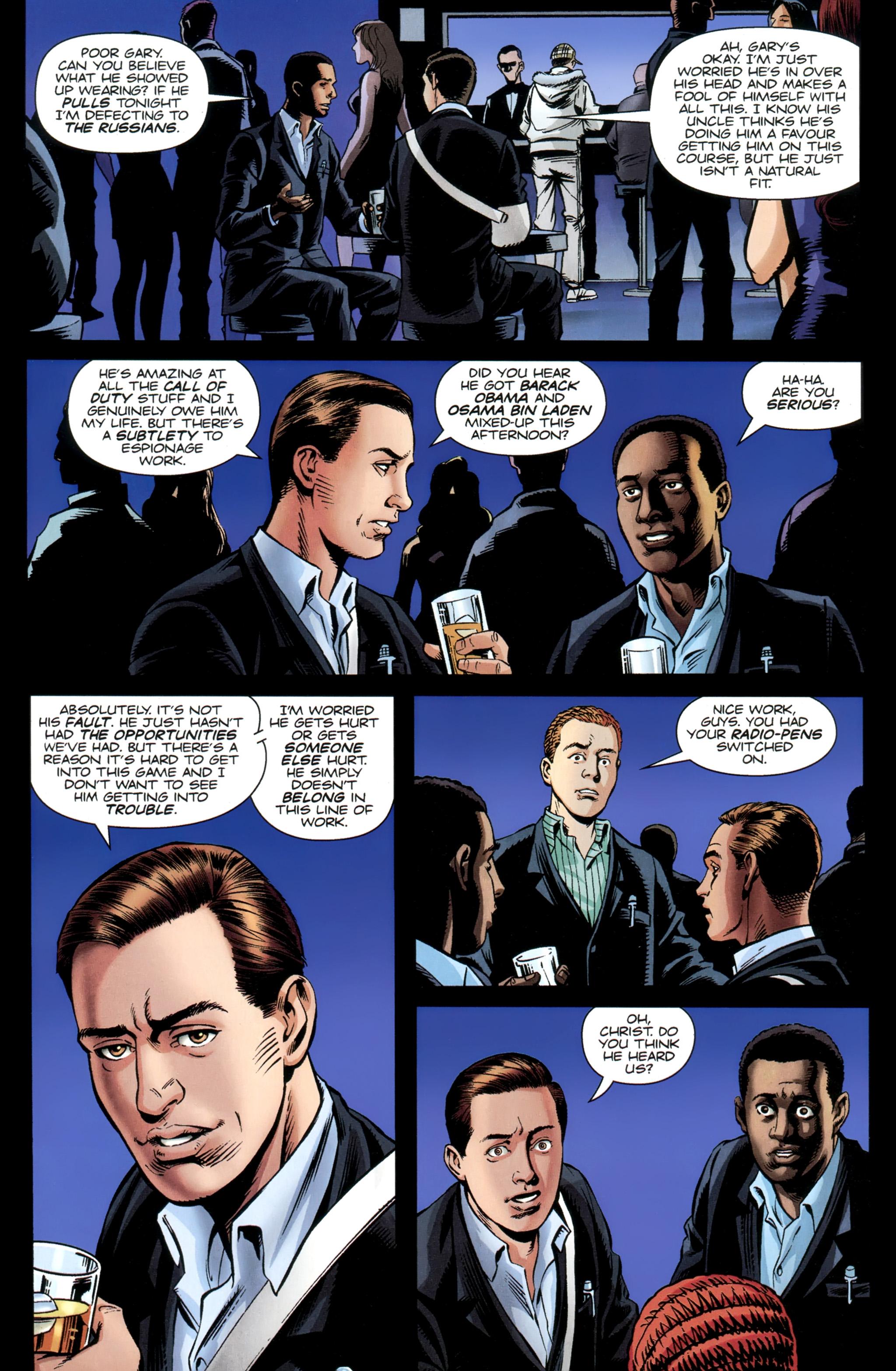 Read online Secret Service comic -  Issue #3 - 23