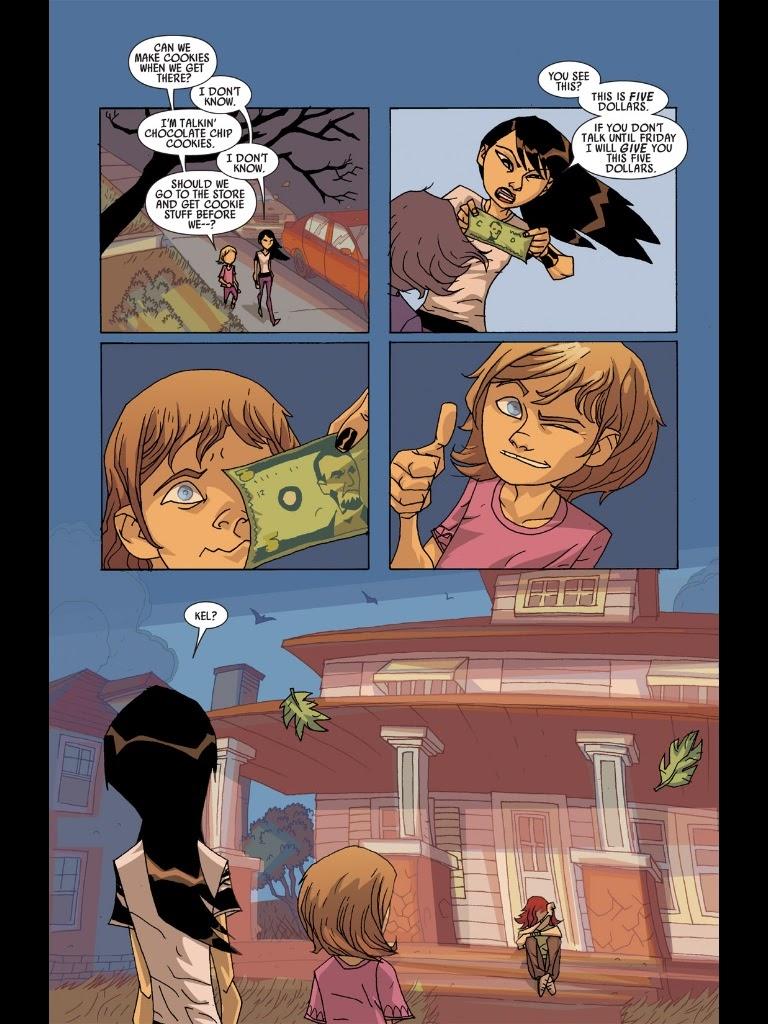 Read online Takio (2011) comic -  Issue # TPB - 13