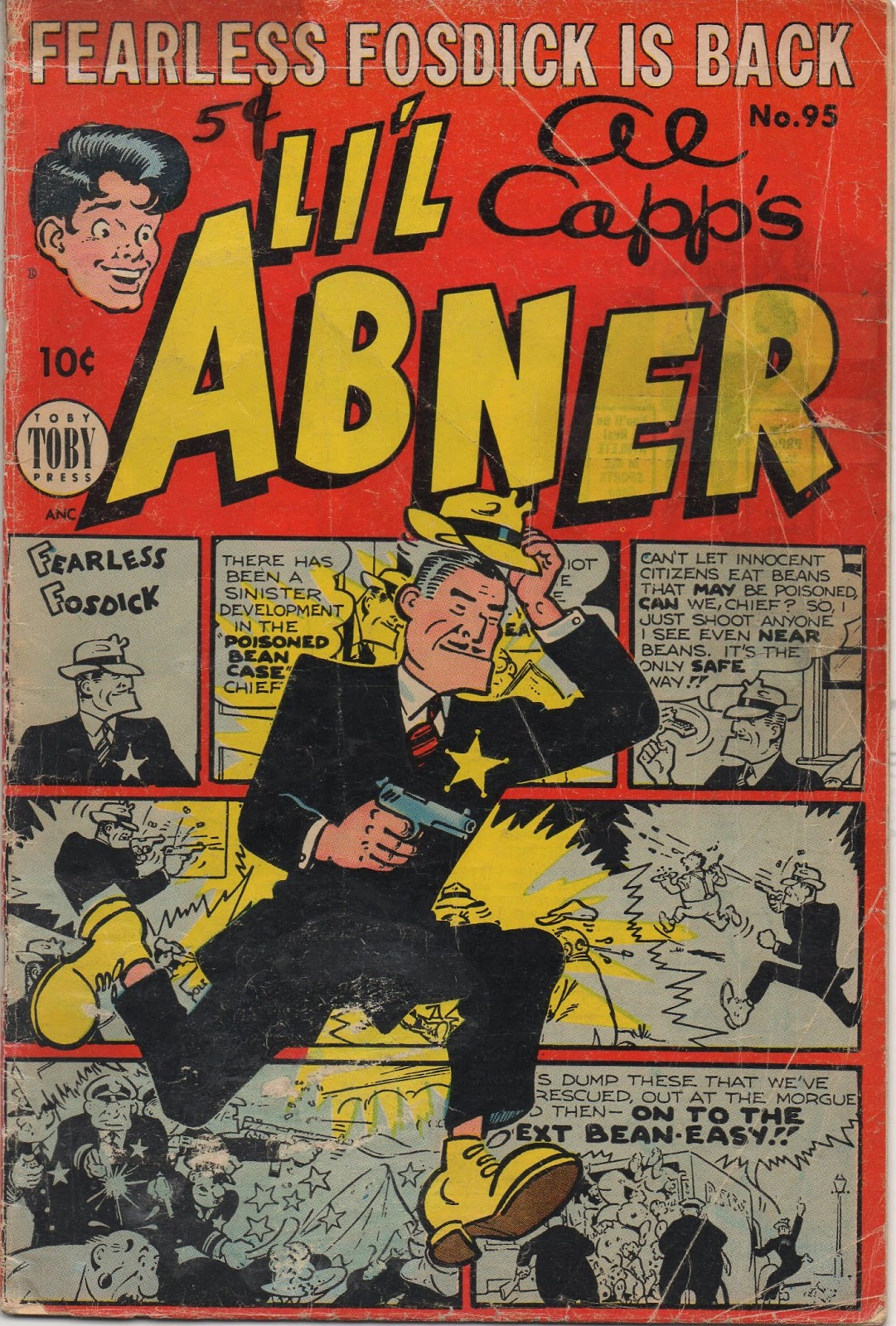Lil Abner Comics 95 Page 1