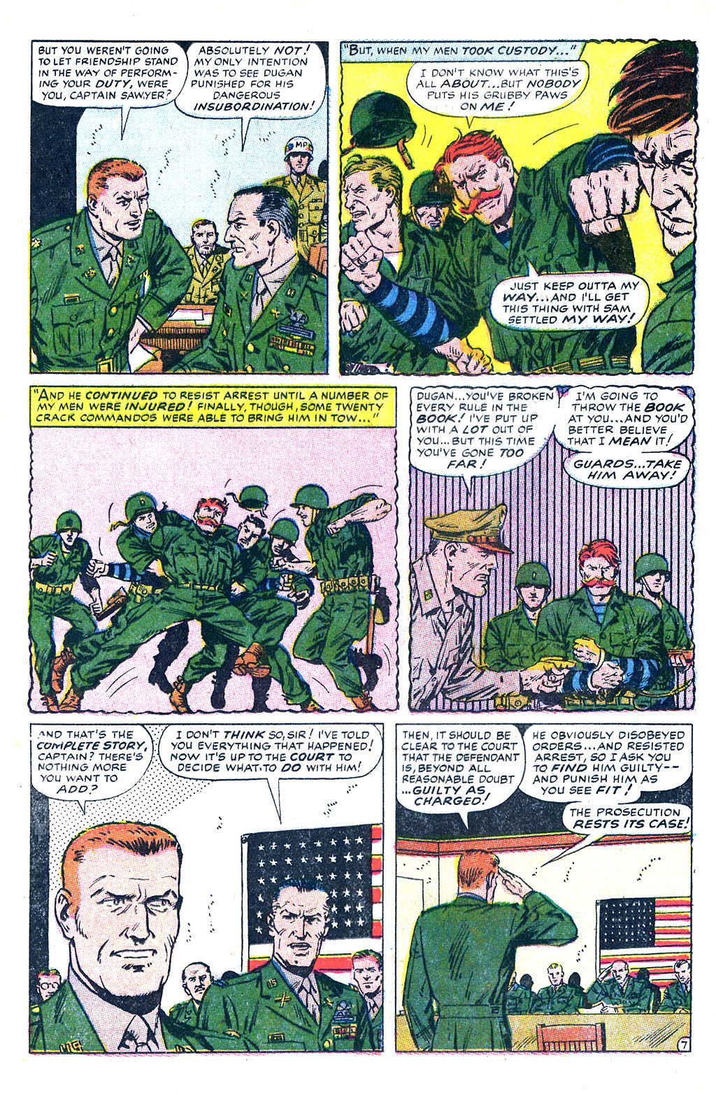 Read online Sgt. Fury comic -  Issue #60 - 12