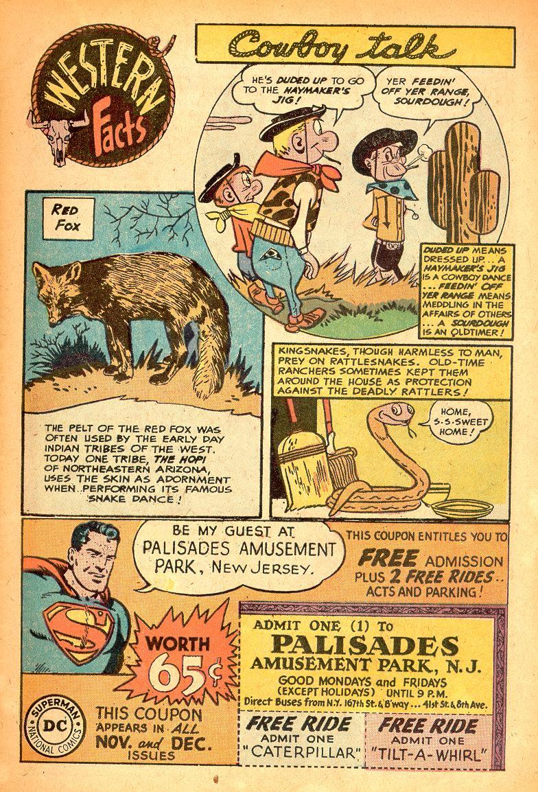 Read online Adventure Comics (1938) comic -  Issue #254 - 33