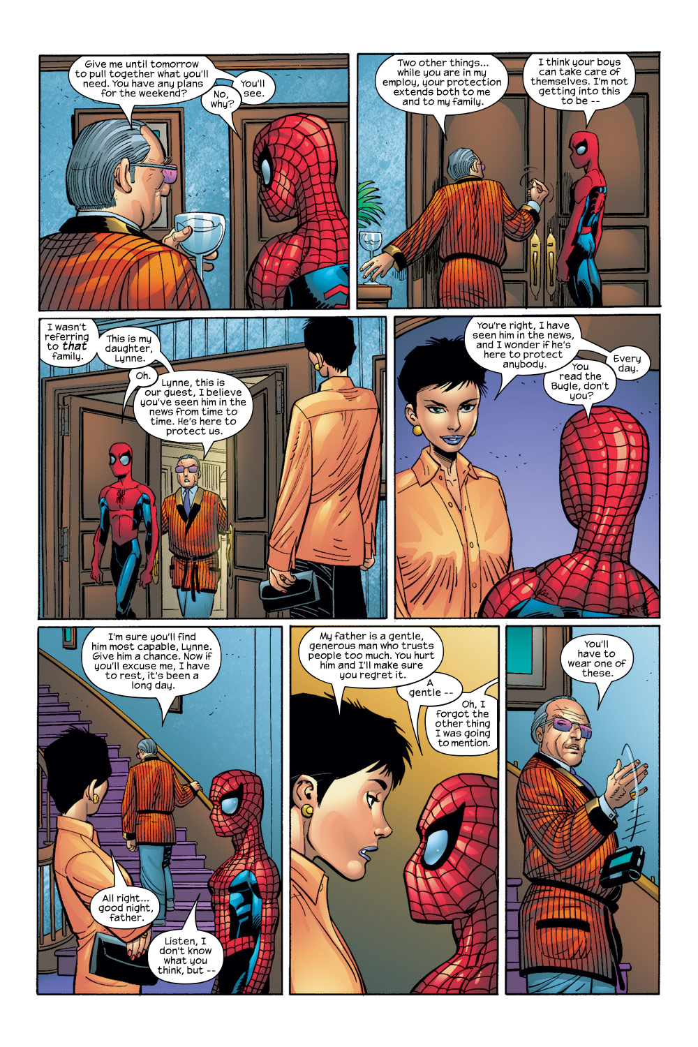 The Amazing Spider-Man (1999) 52 Page 12