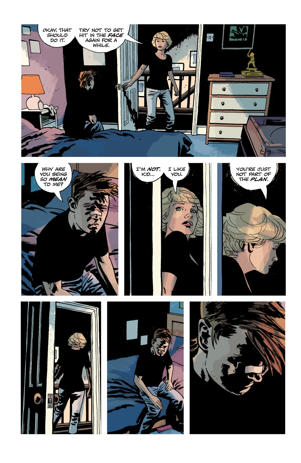 Read online Criminal (2019) comic -  Issue #10 - 23