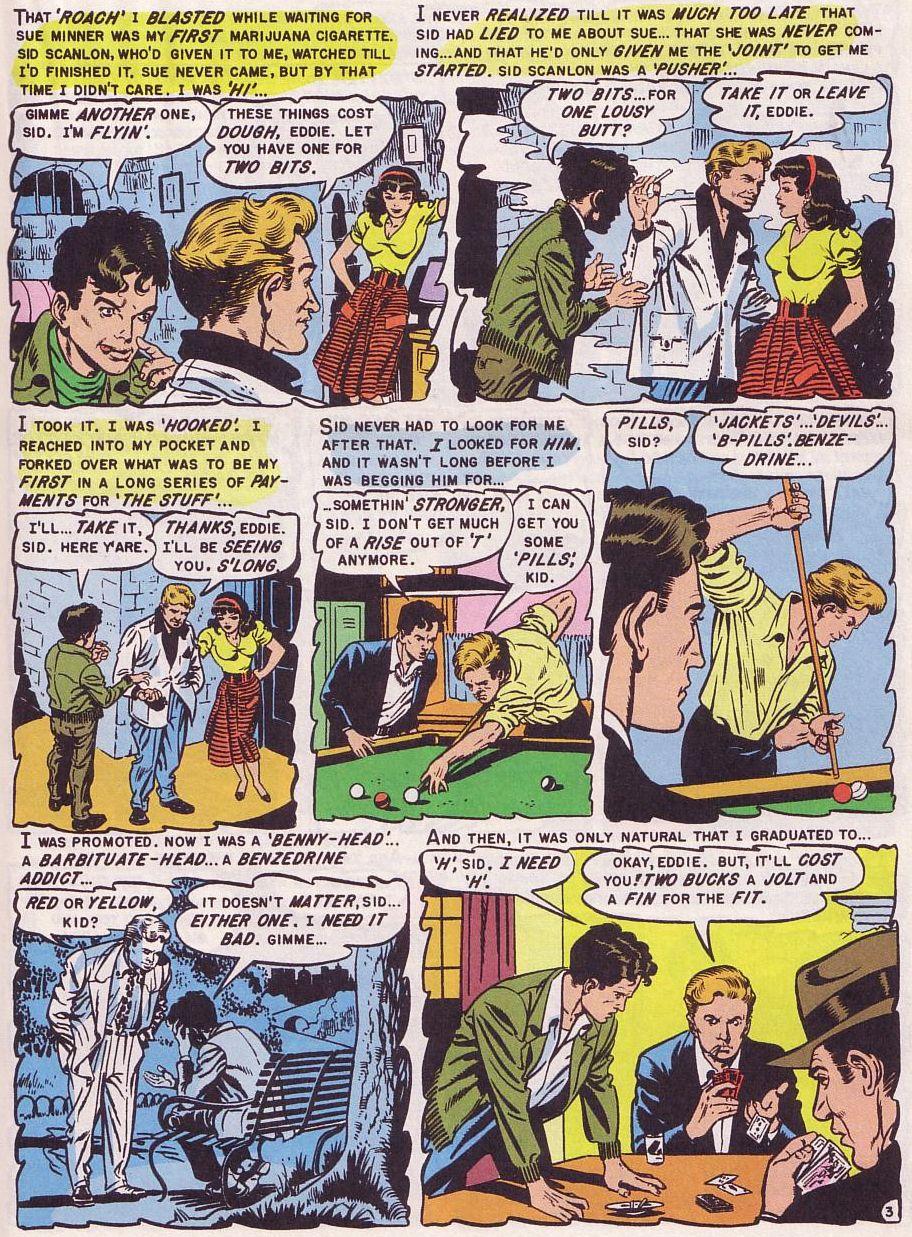 Read online Shock SuspenStories comic -  Issue #12 - 12