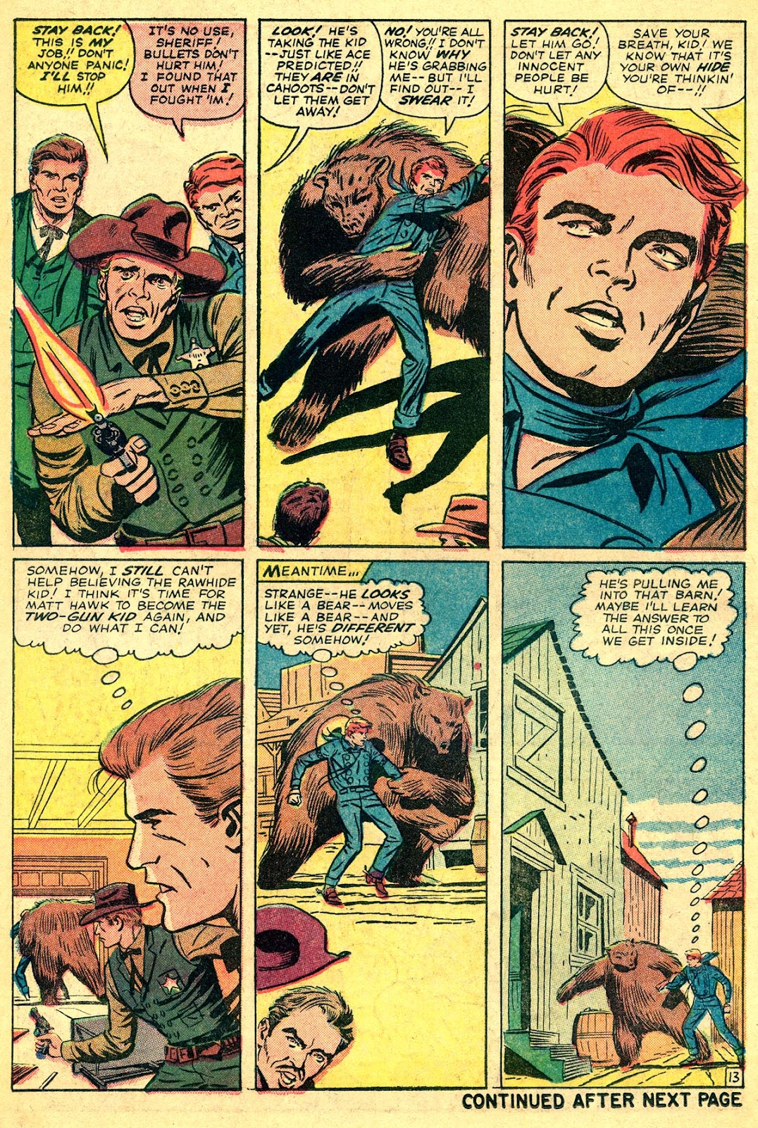 The Rawhide Kid (1955) issue 40 - Page 18