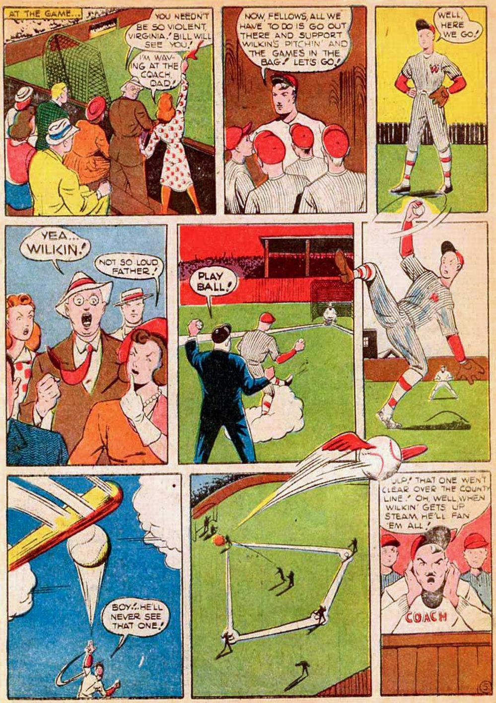 Zip Comics issue 19 - Page 58