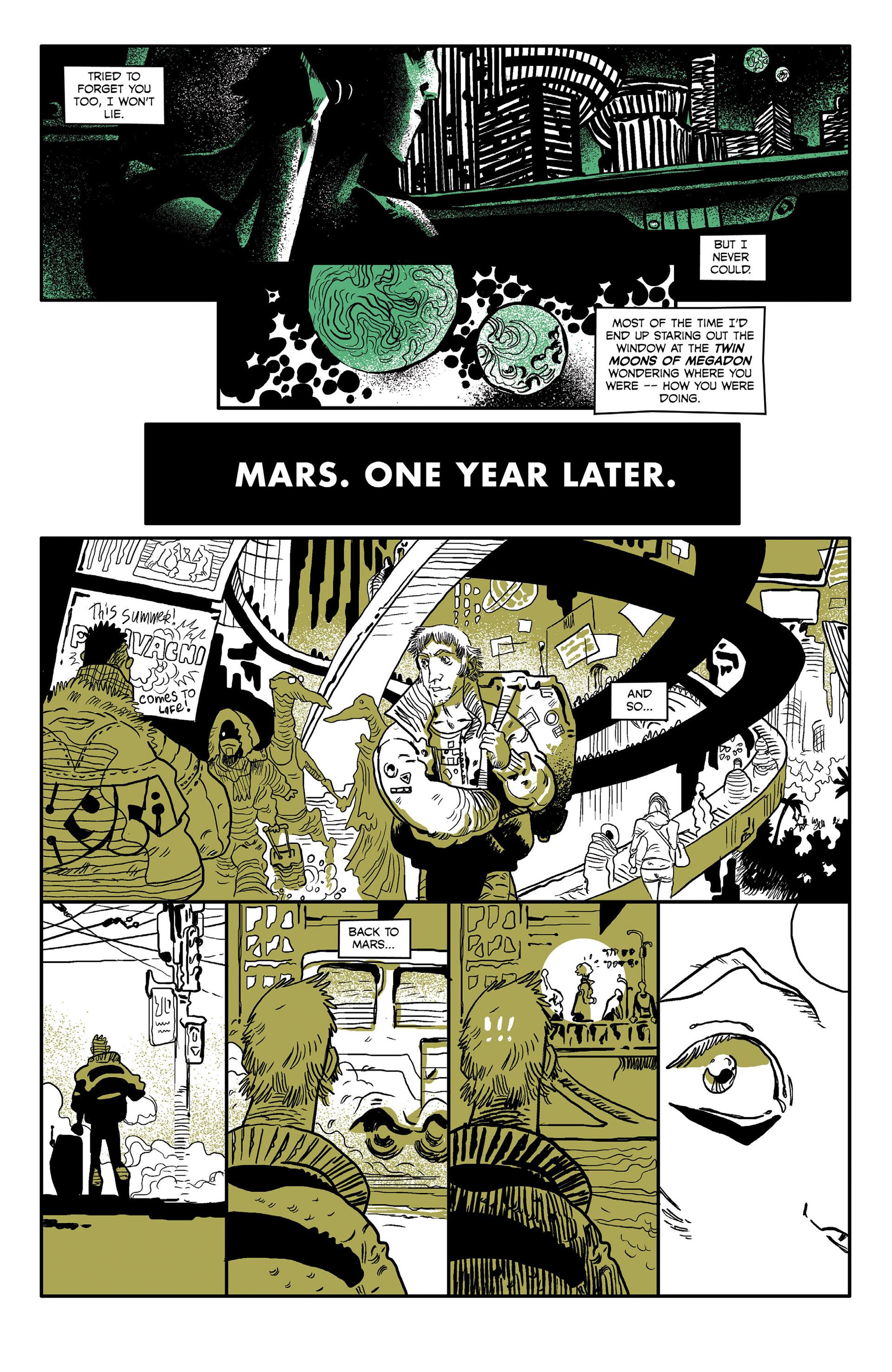 Read online Shutter comic -  Issue #6 - 28