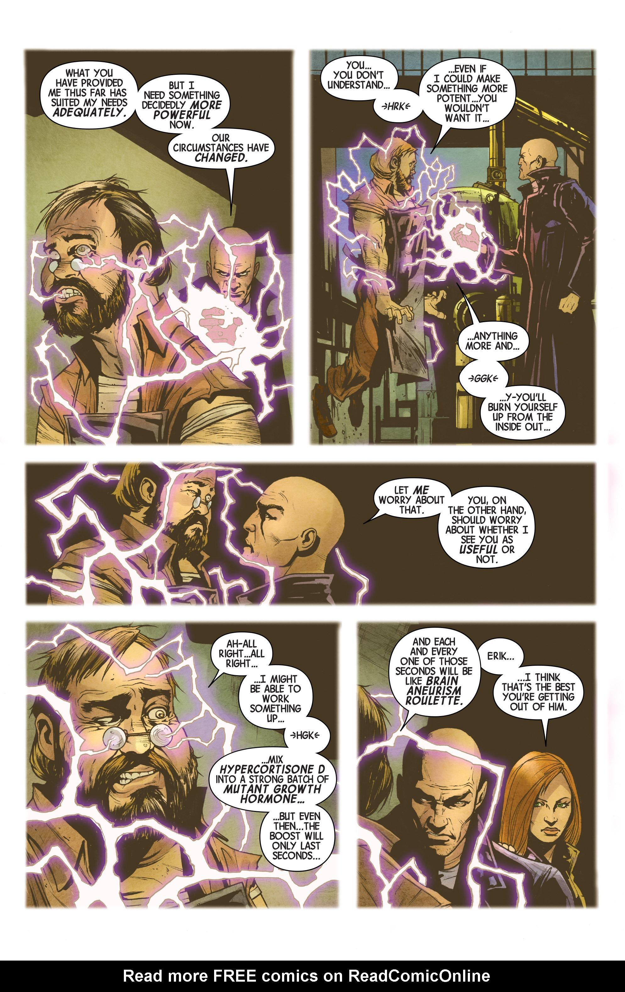 Read online Secret Wars: Last Days of the Marvel Universe comic -  Issue # TPB (Part 1) - 159